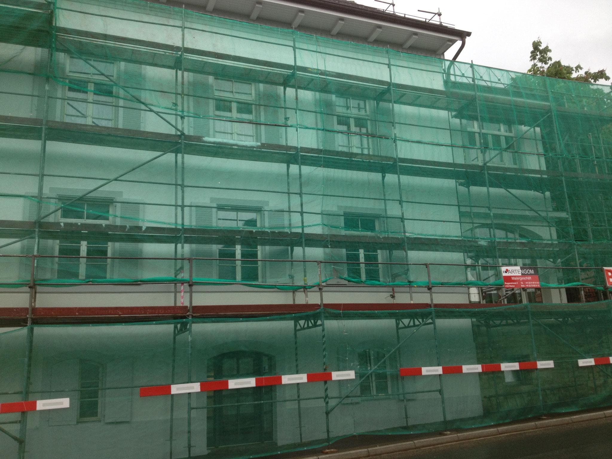 Fassaden sind der erste Eindruck eines Hauses!