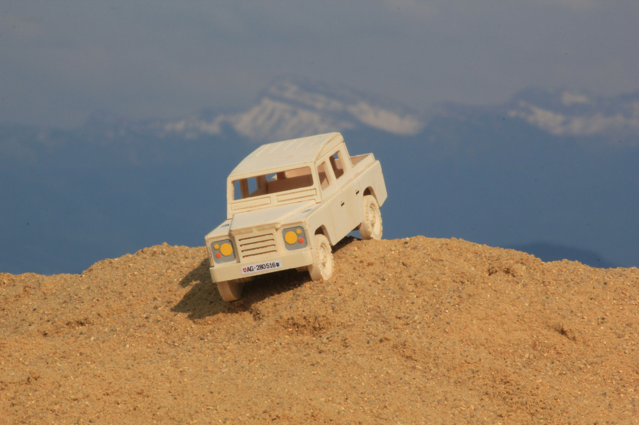 Start holzlandy land rover modelle aus holz