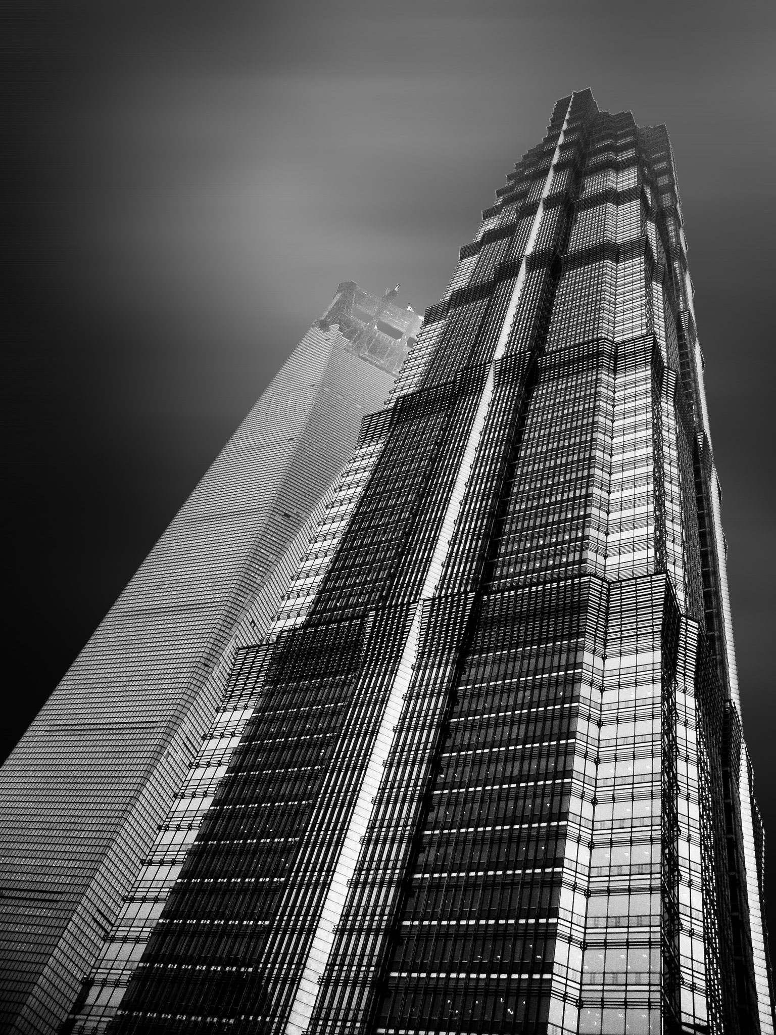 Jin Mao Tower | Shanghai 2007