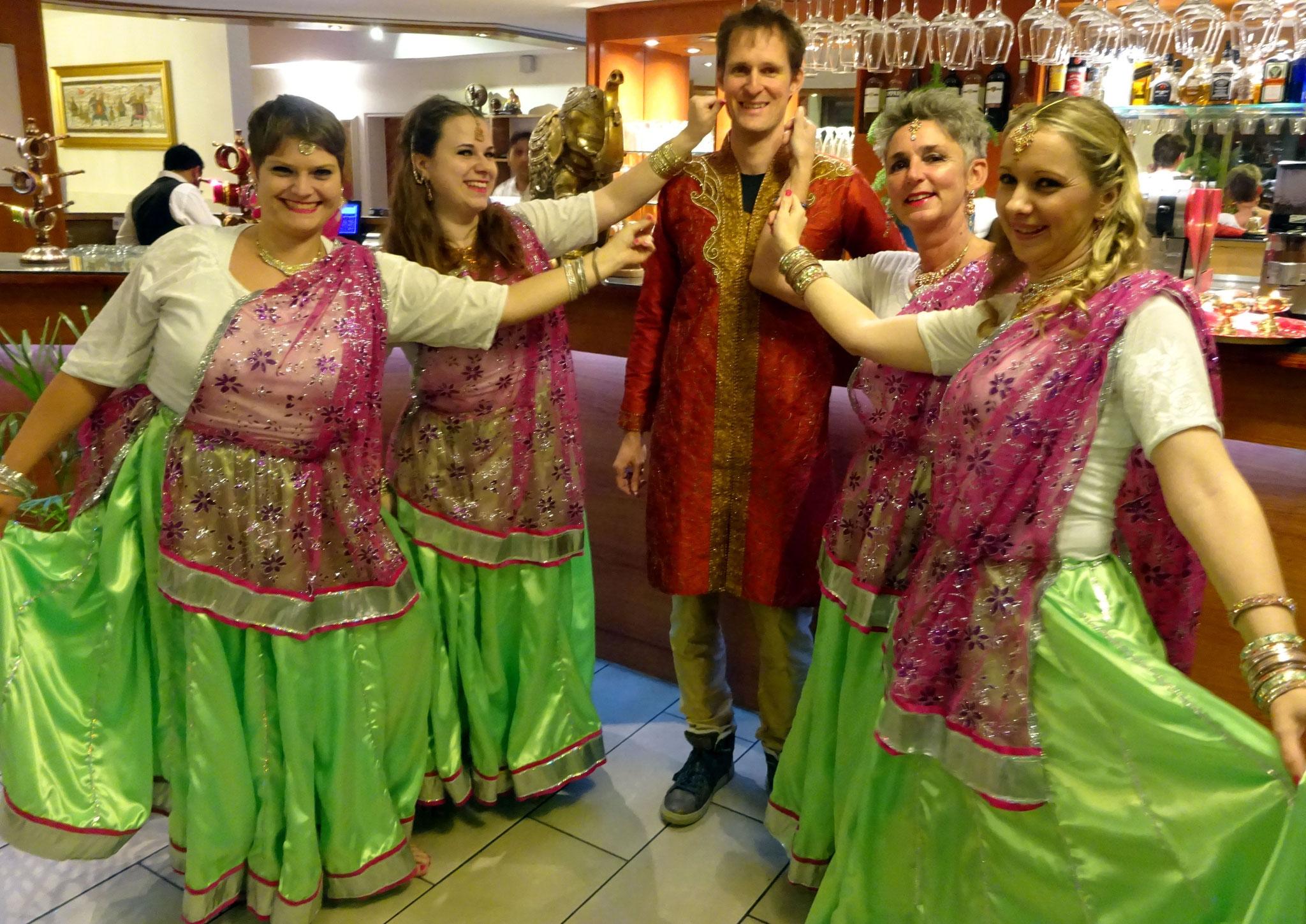 Diwali Fest im Restaurant Panjabi Shaan