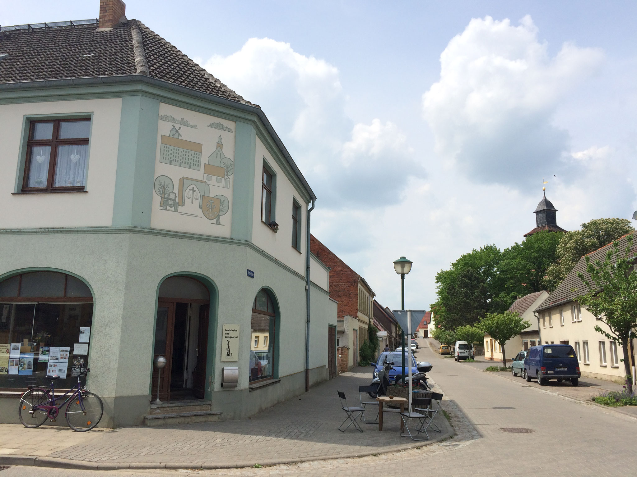 Buchladen und Antiquariat fürstenwerder Nils Graf