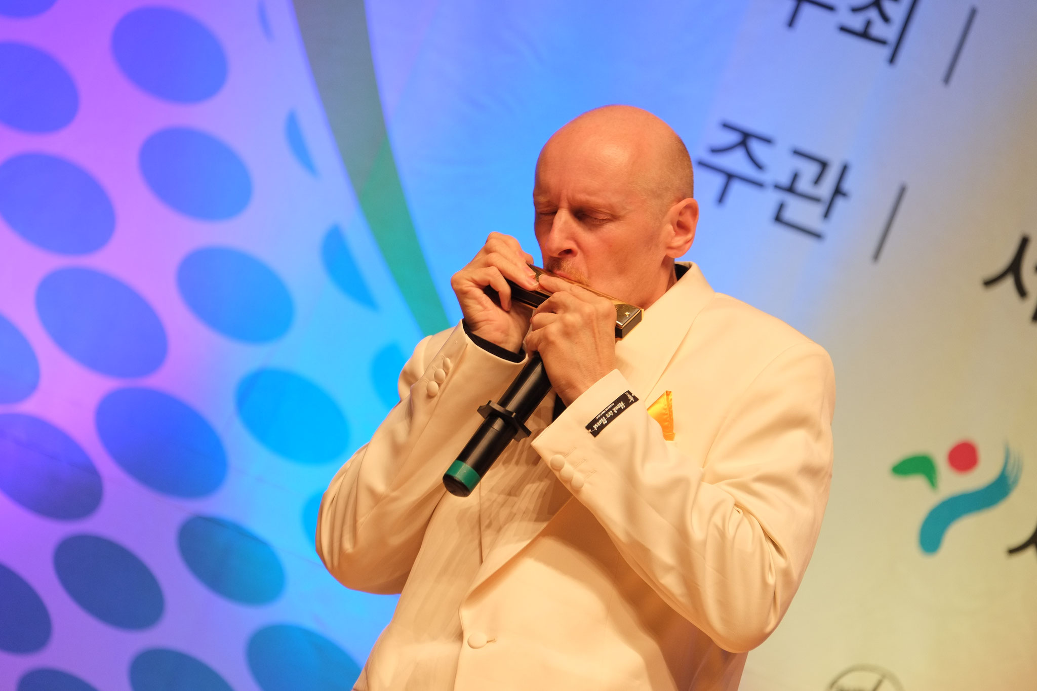Jens Bunge (Harmonica)