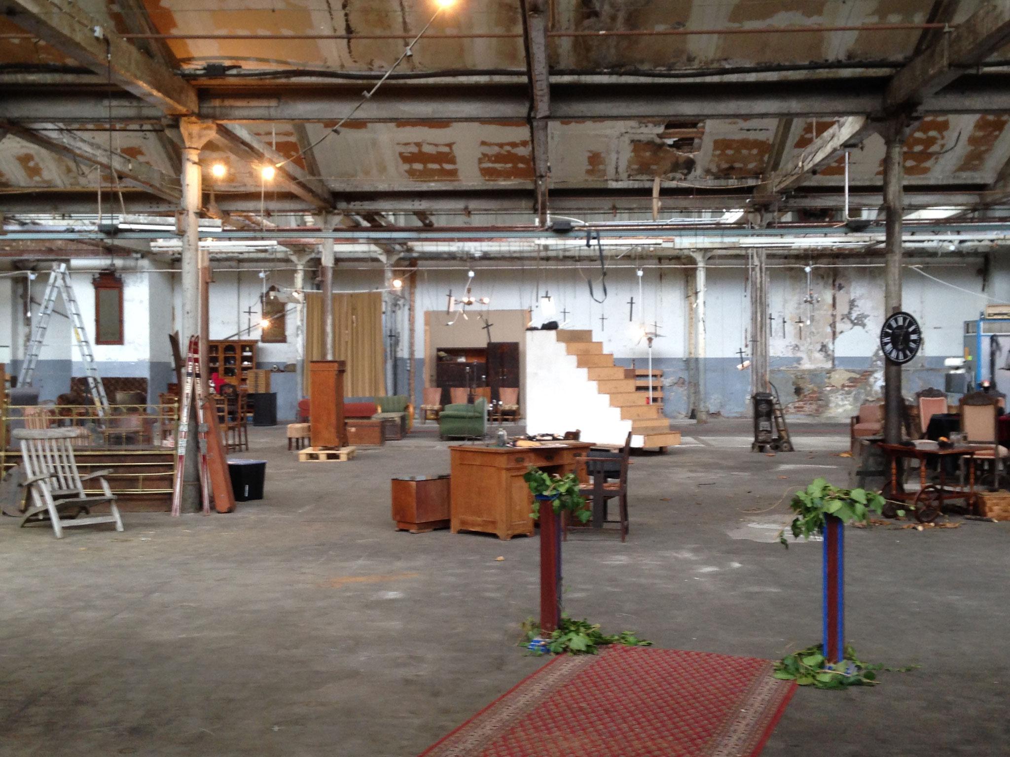 Seit 2017 ist die Kastellan-Fabrik eine wunderbare und ausgefallene Übernachtungsmöglichkeit in Wuppertal.