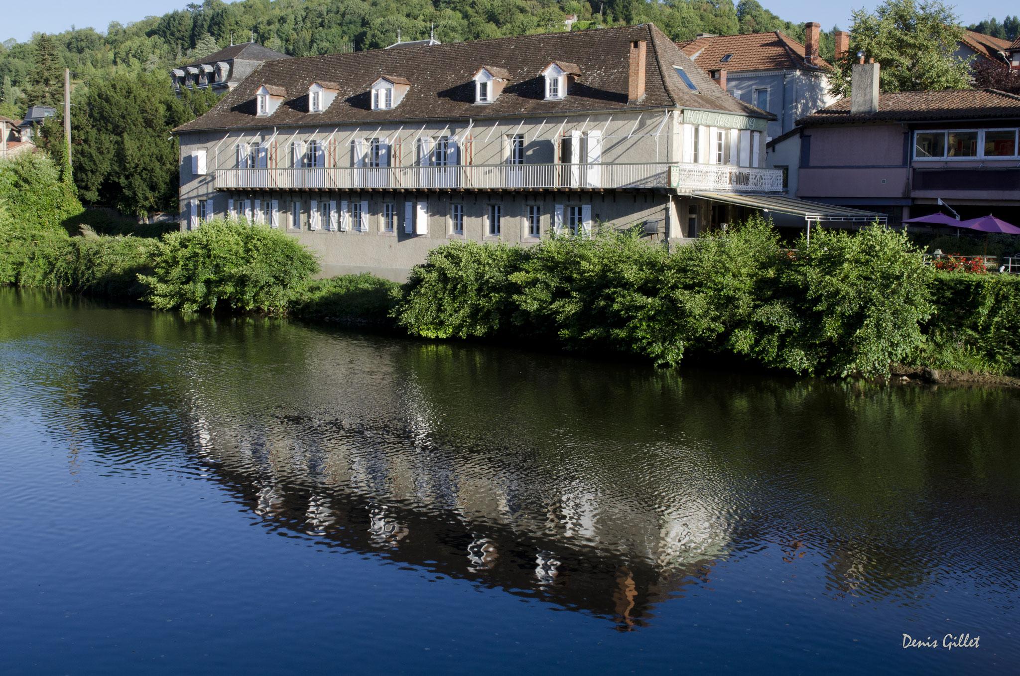 Figeac, rive du Célé