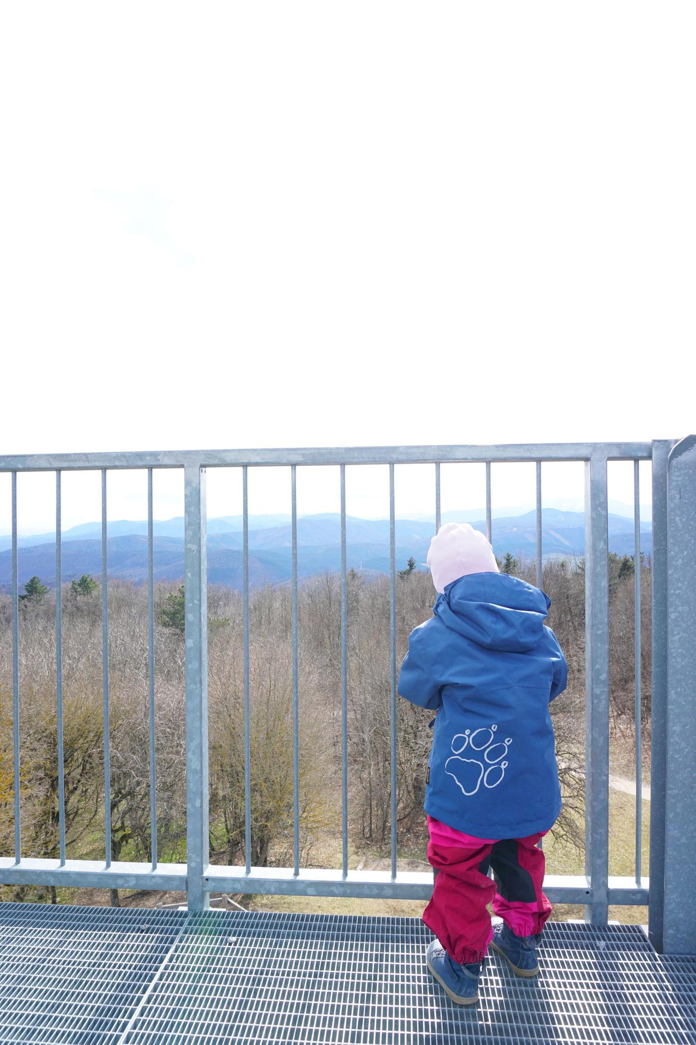 70 Stufen später und 12m höher