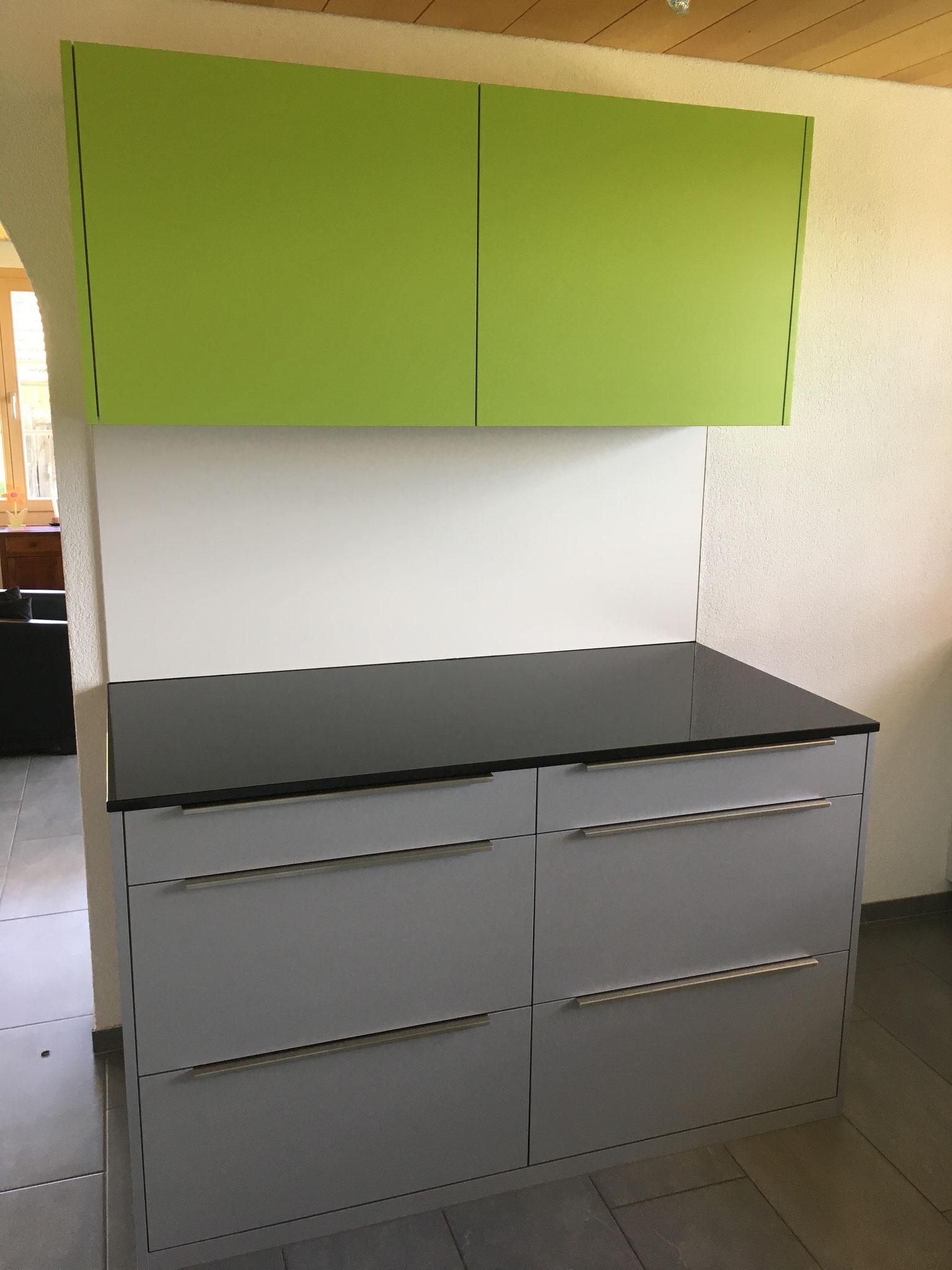 Erweiterung Küchenmöbel