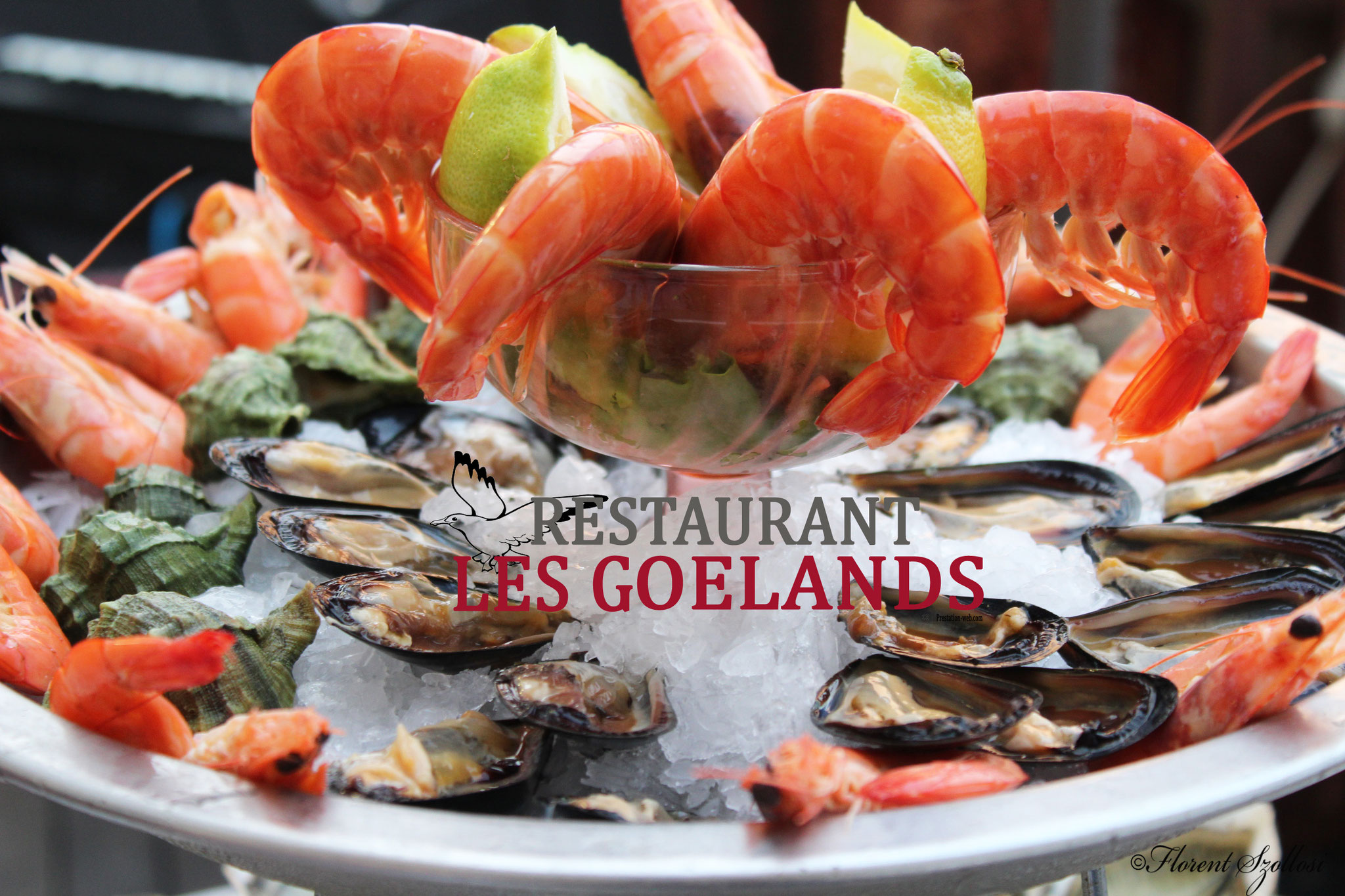 Restaurant Les Goelands