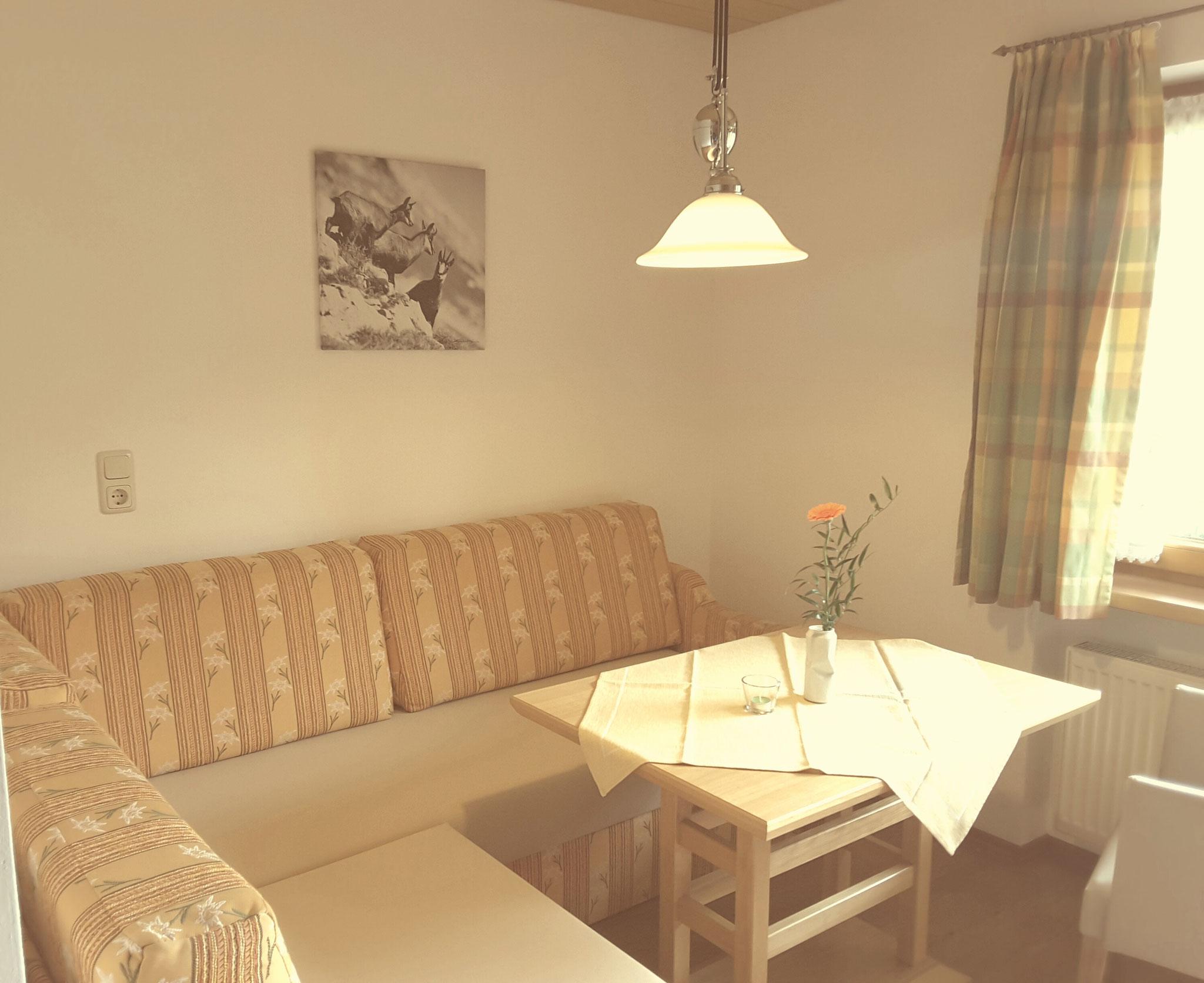 Wohnberei - Ferienwohnung 1 - Hilbrand Appartements