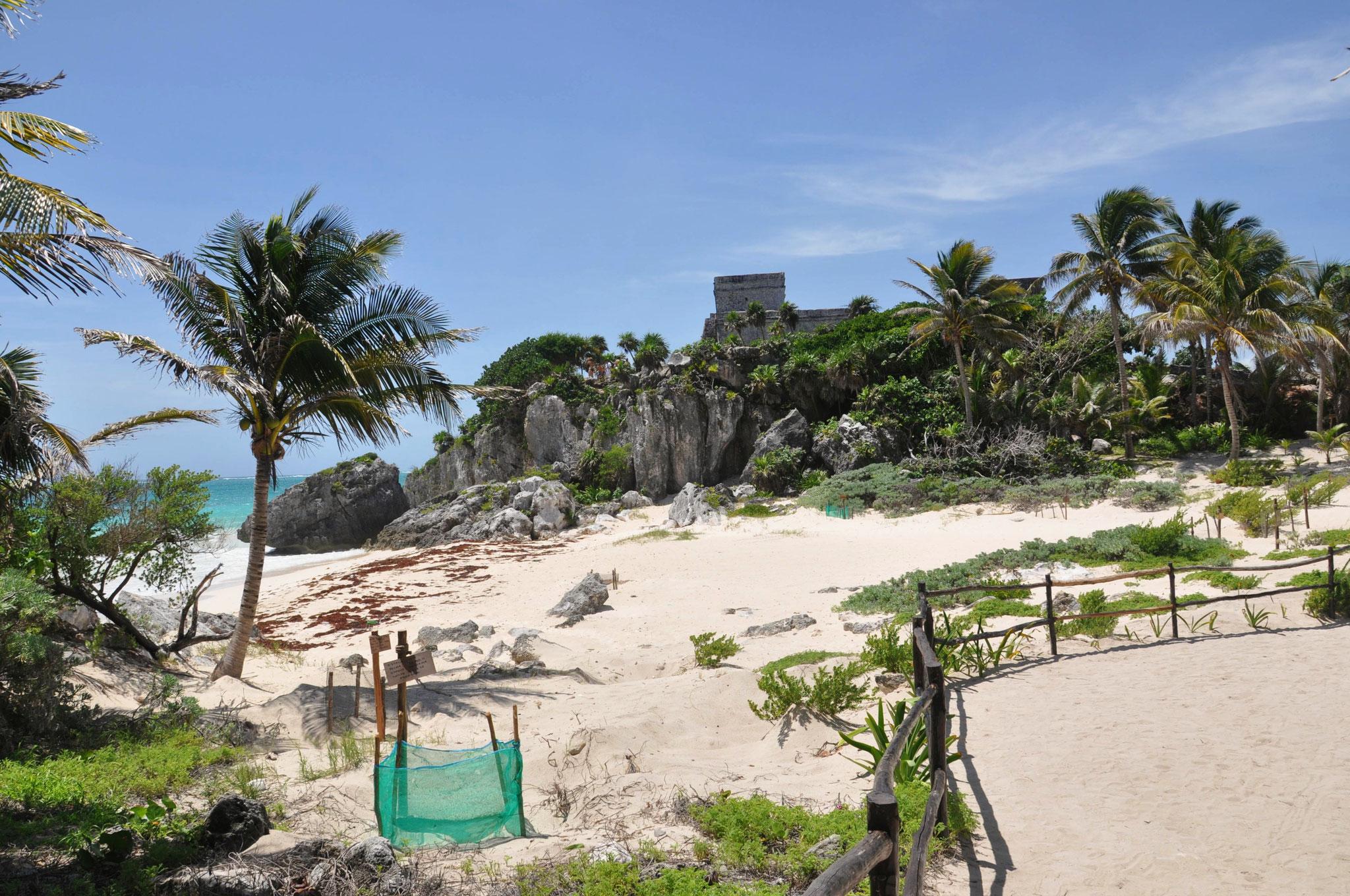 Karibik Reise Tulum Mexiko
