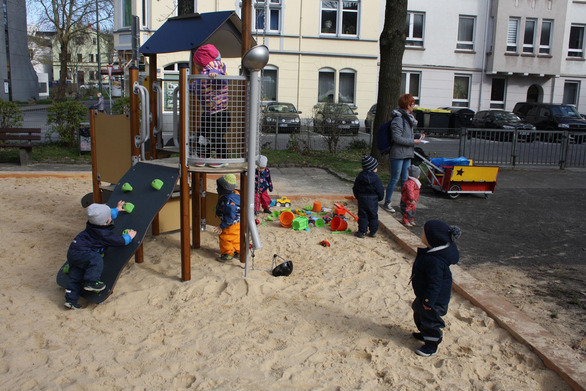 Spielplatz Ravensbergerstraße
