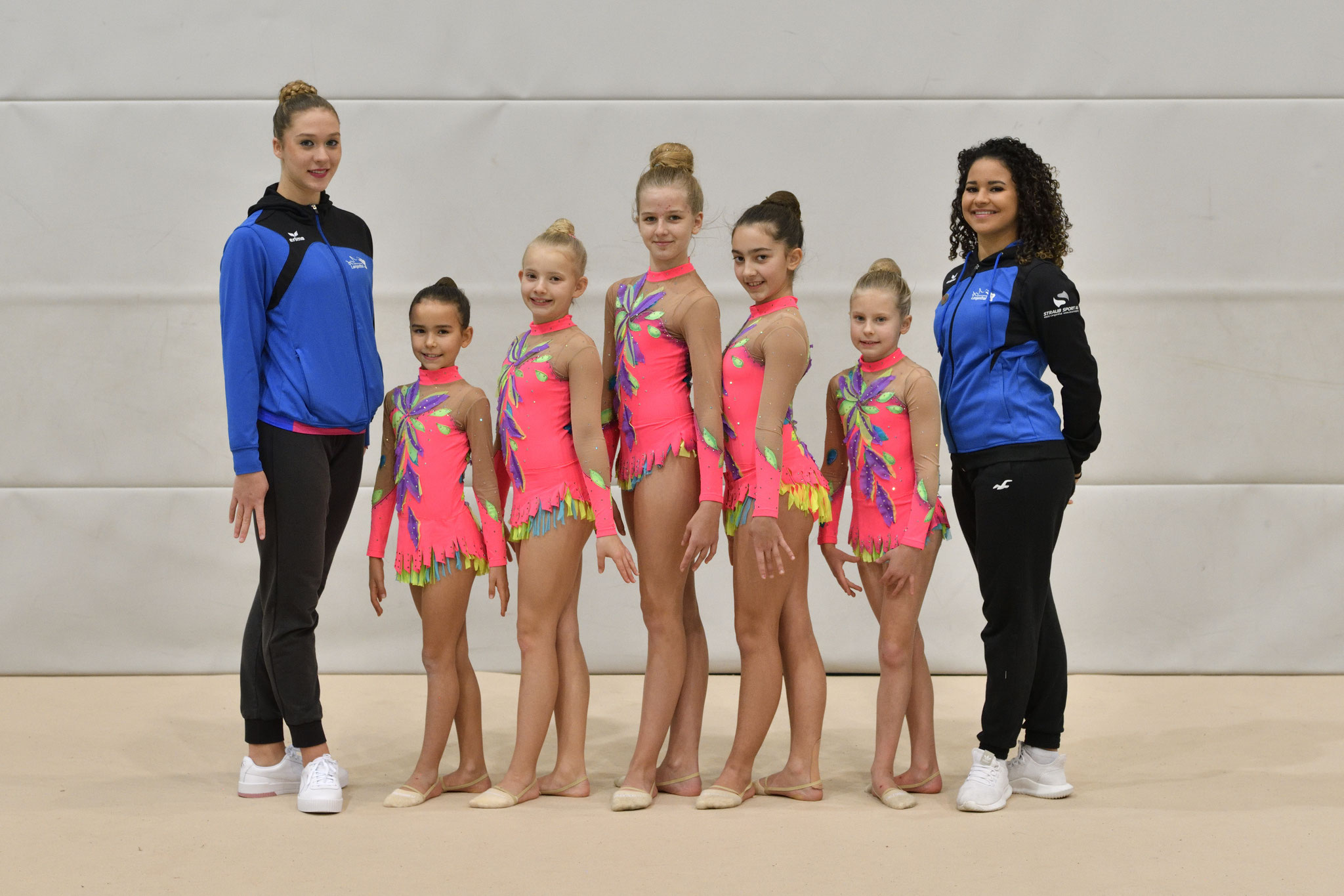 Gruppe Jugend G1 Trainerinnen