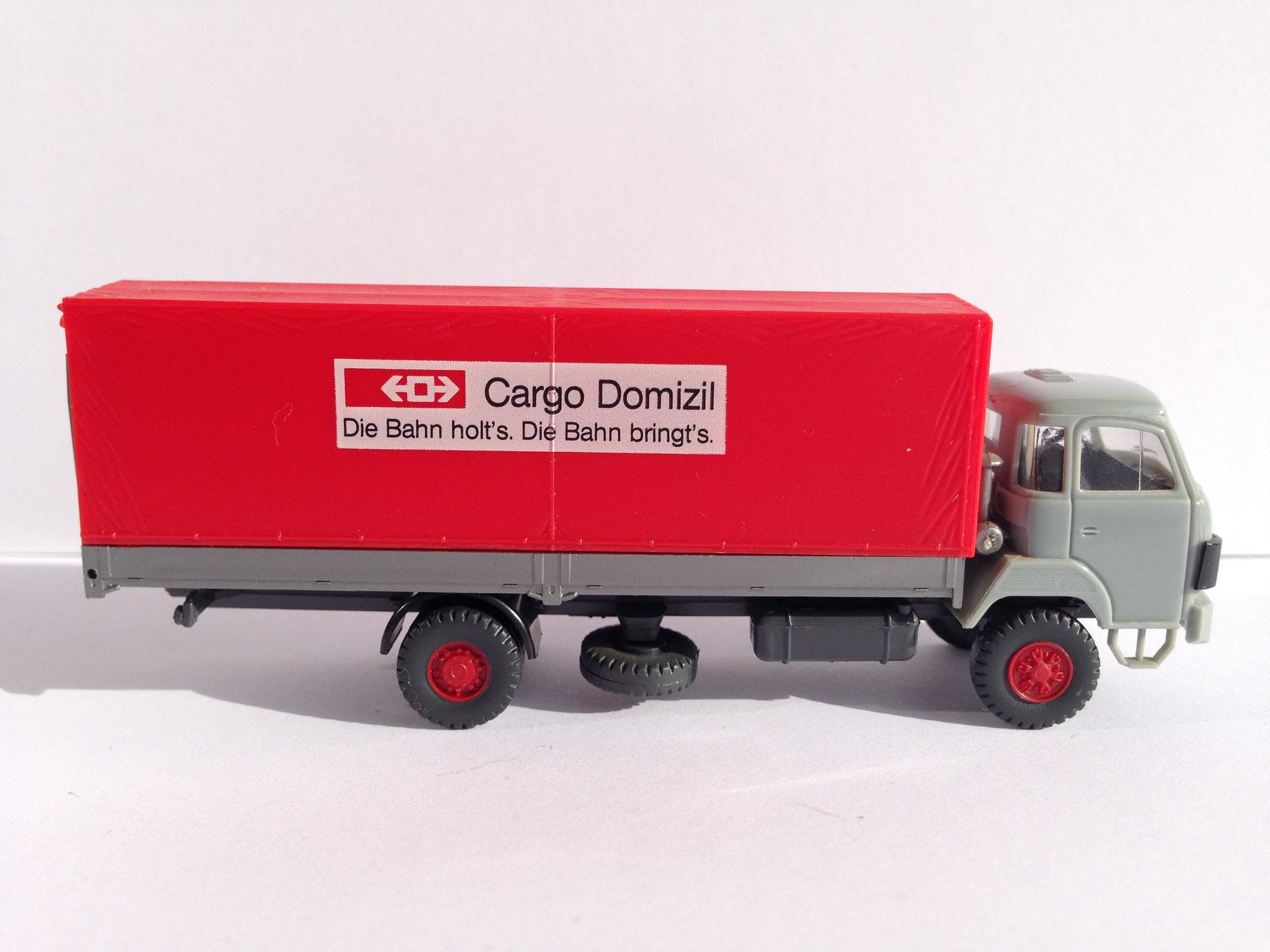 Saurer Cargo Domizil, Art. Nr. 6550