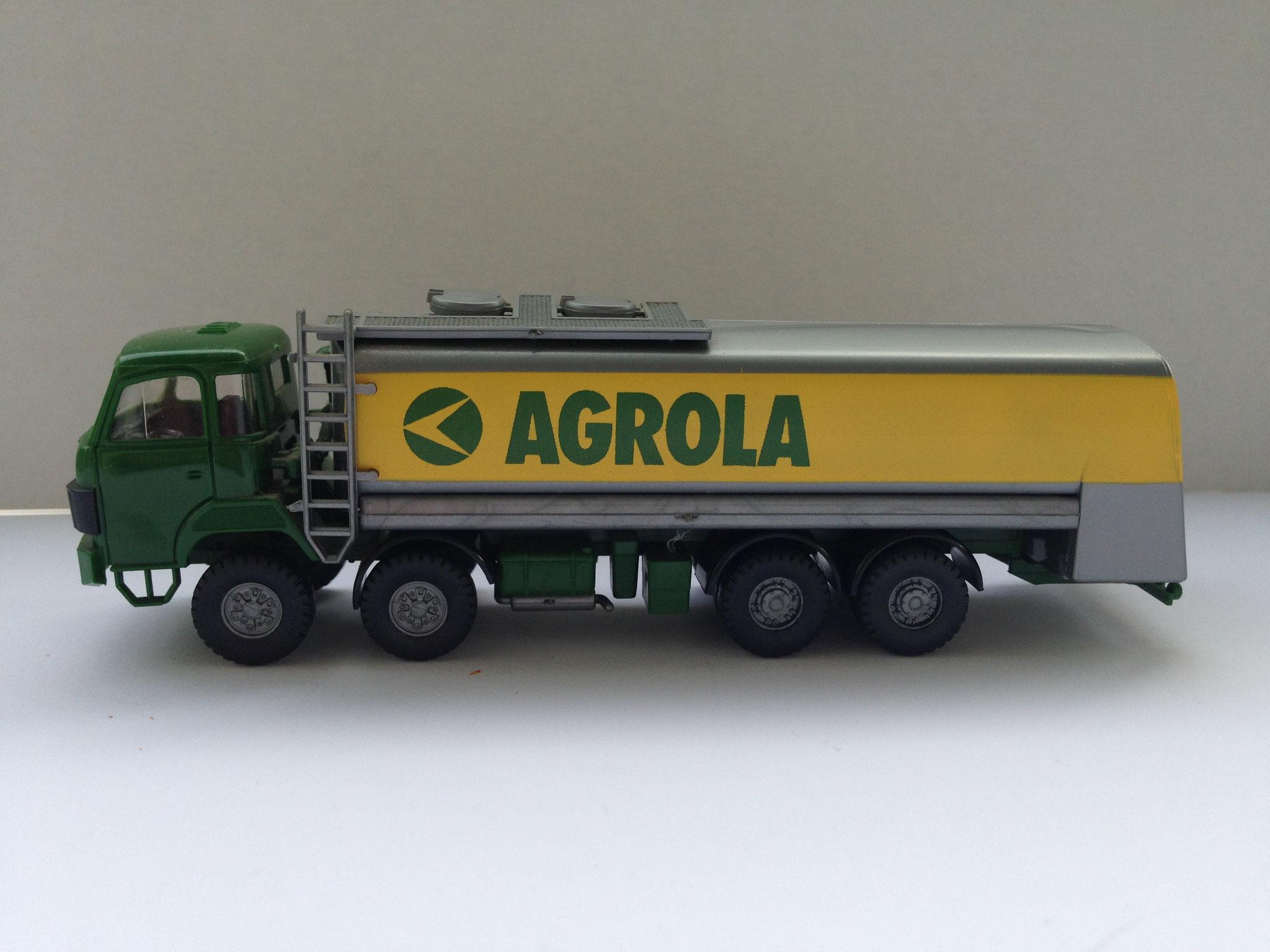 Agrola, 4-Achs-Tankwagen, Art. Nr. 531 (ab 1986 im Programm)
