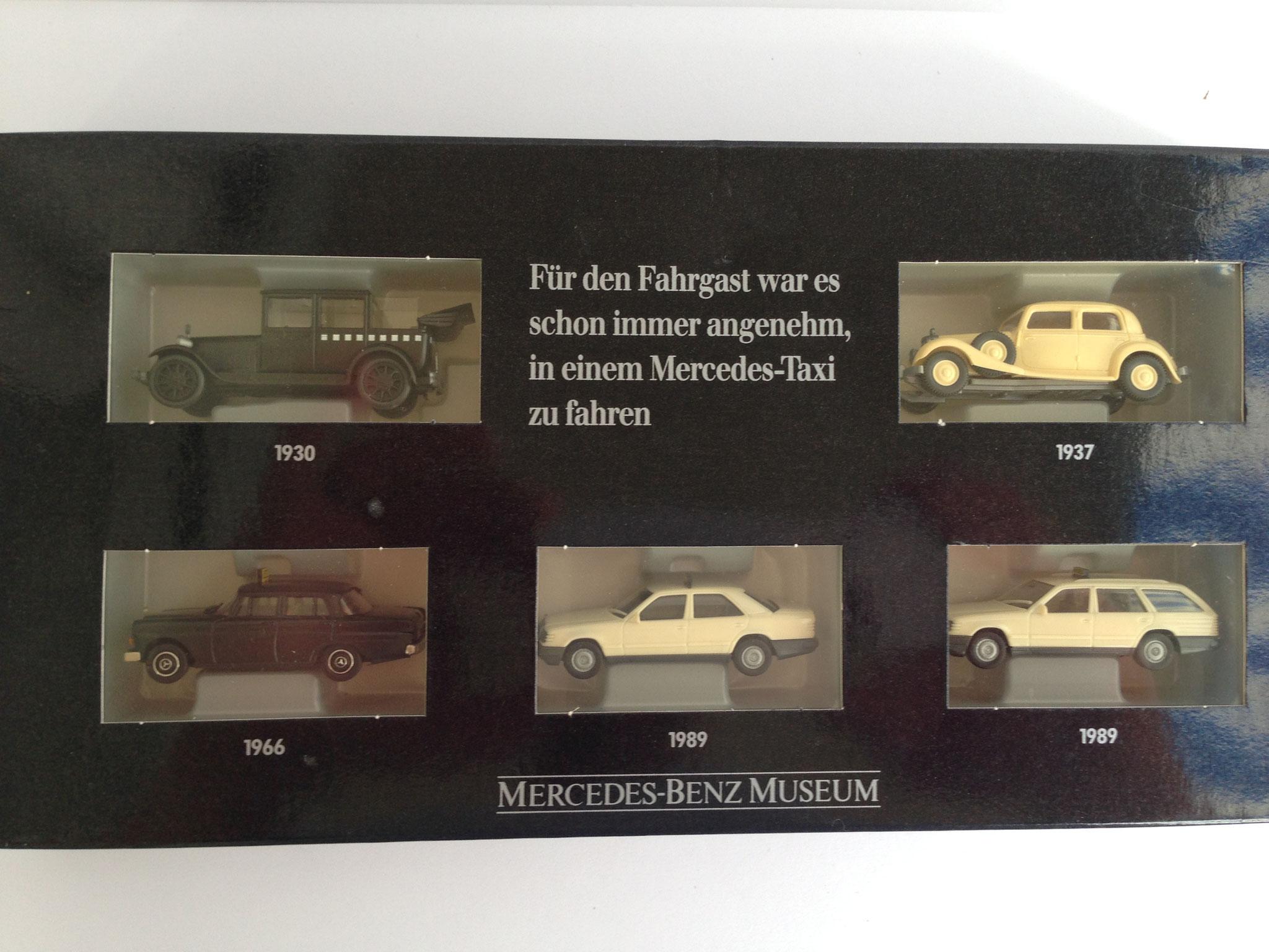 Set Taxi 1991