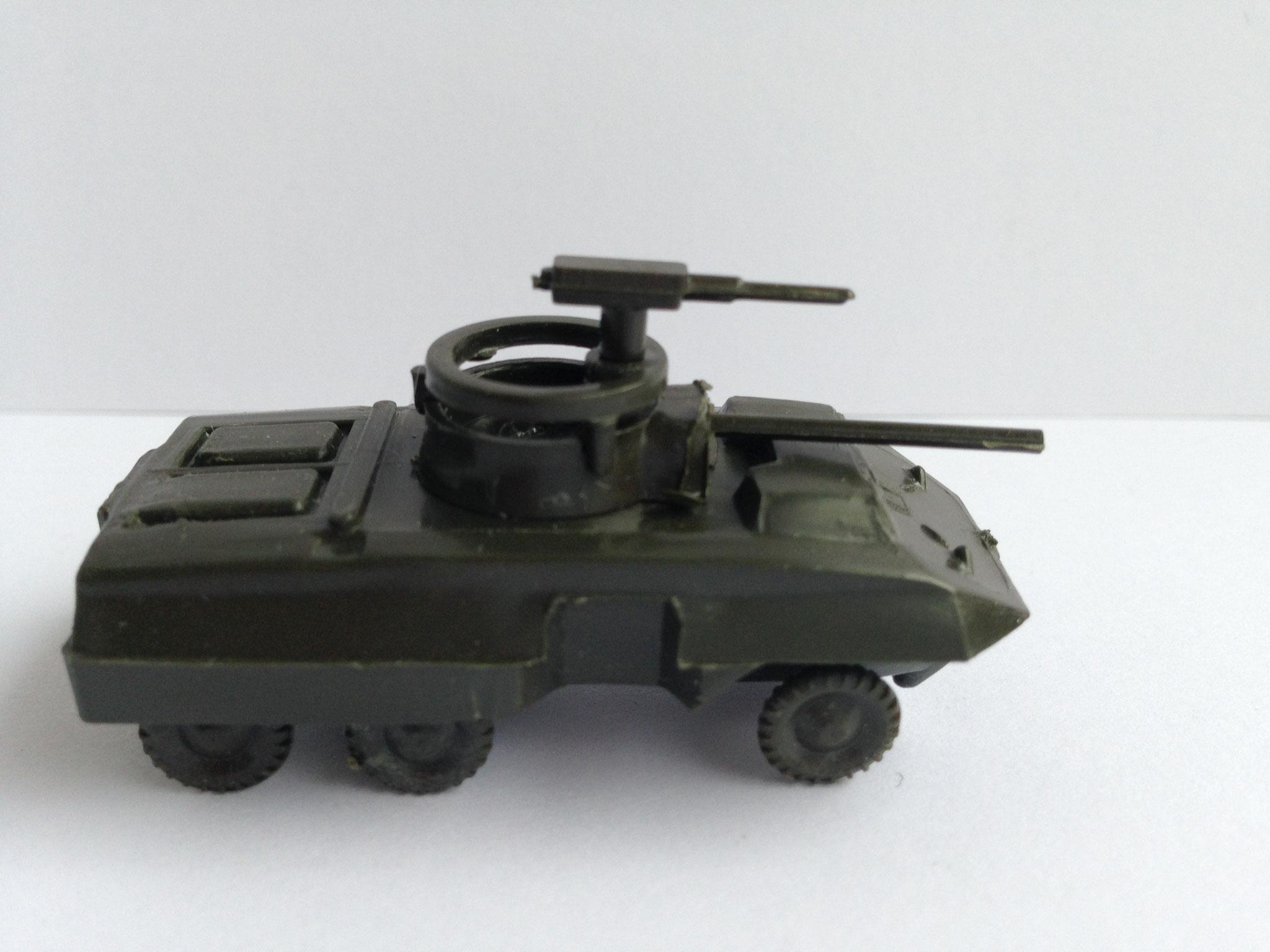M 8 Panzerspähwagen, USA, Bundeswehr, 1. Form, Art. Nr. 105 (ab 1955 im Programm)