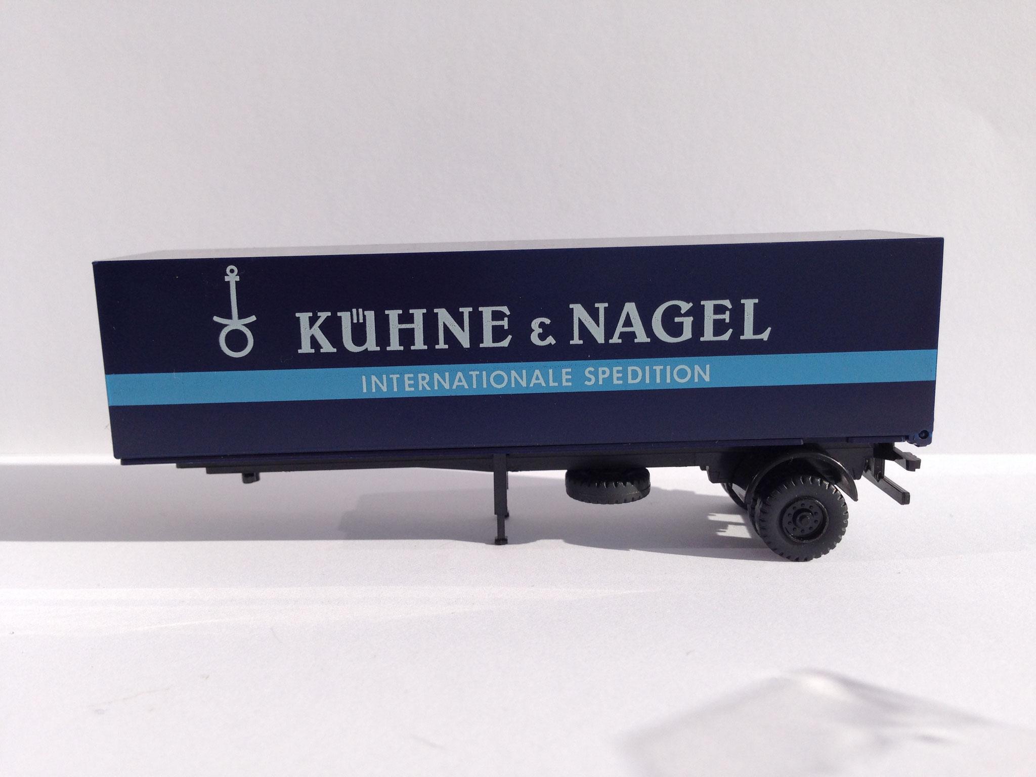 Auflieger Kühne & Nagel, zu Art. Nr. 4856