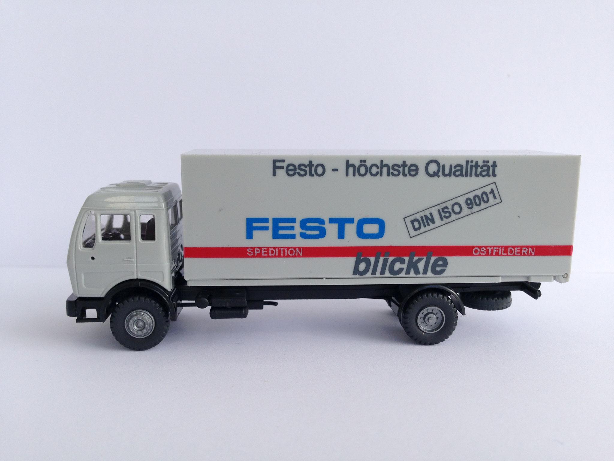 Festo blickle 2-Achser, Kasten