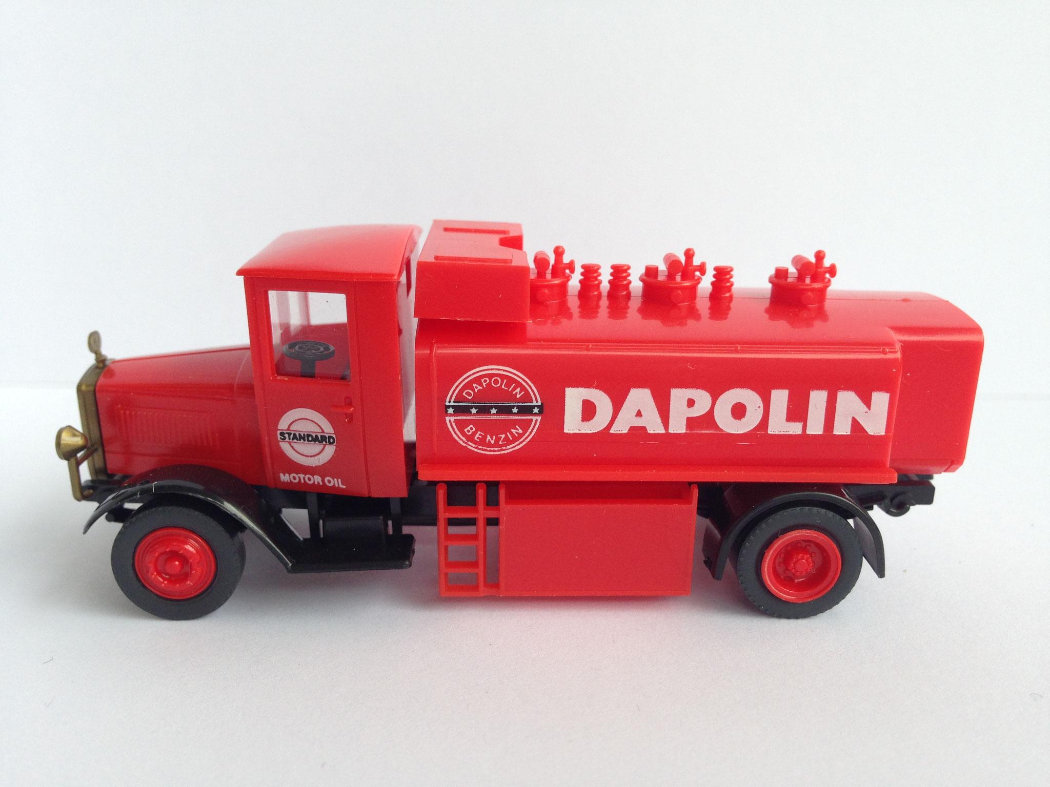 Mercedes L5 Tankwagen Dapolin, Art. Nr. 1041 (ab 1990 im Programm)