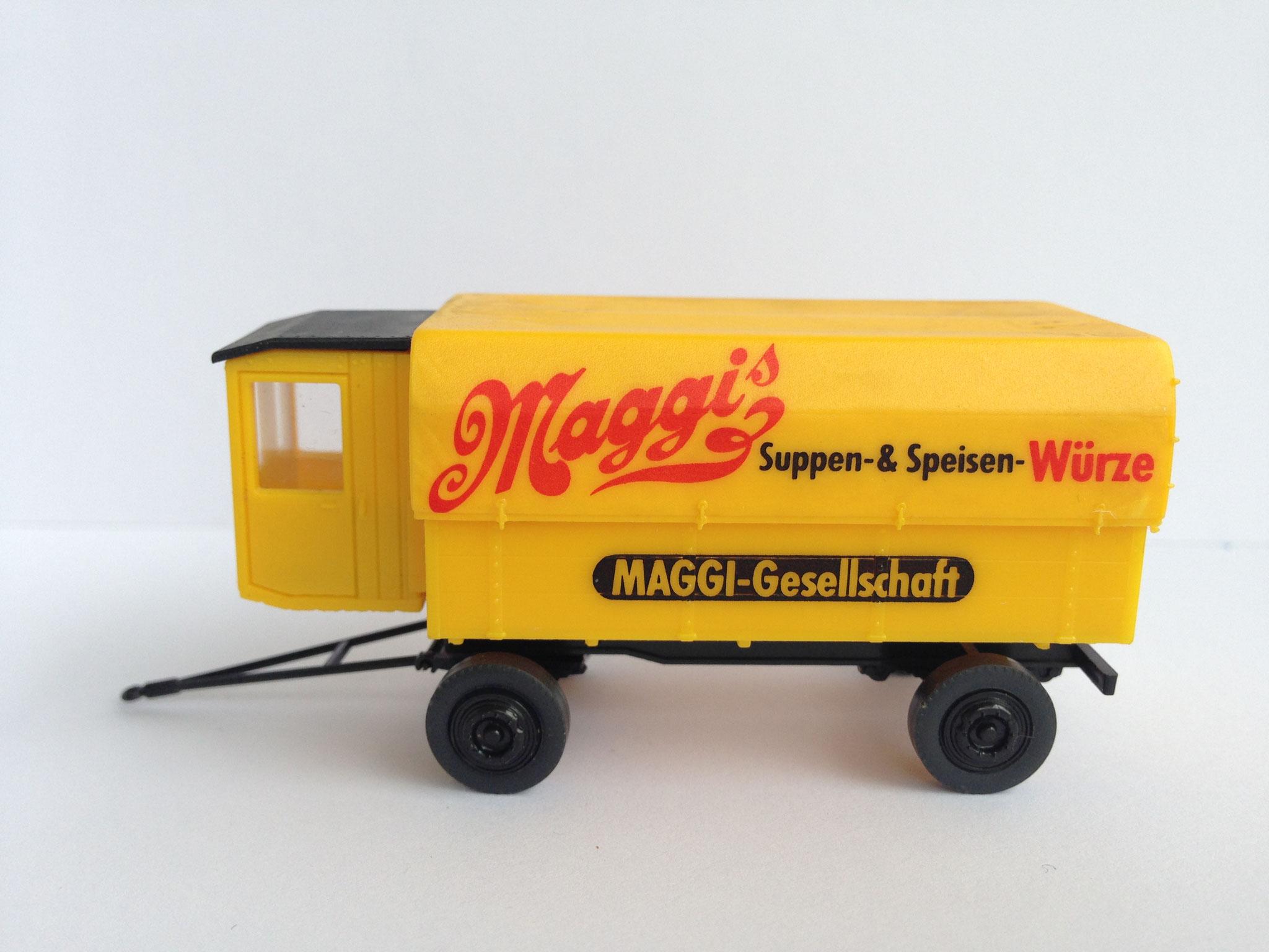 Anhänger Maggi, Art. Nr. 1051 (ab 1990 im Programm)