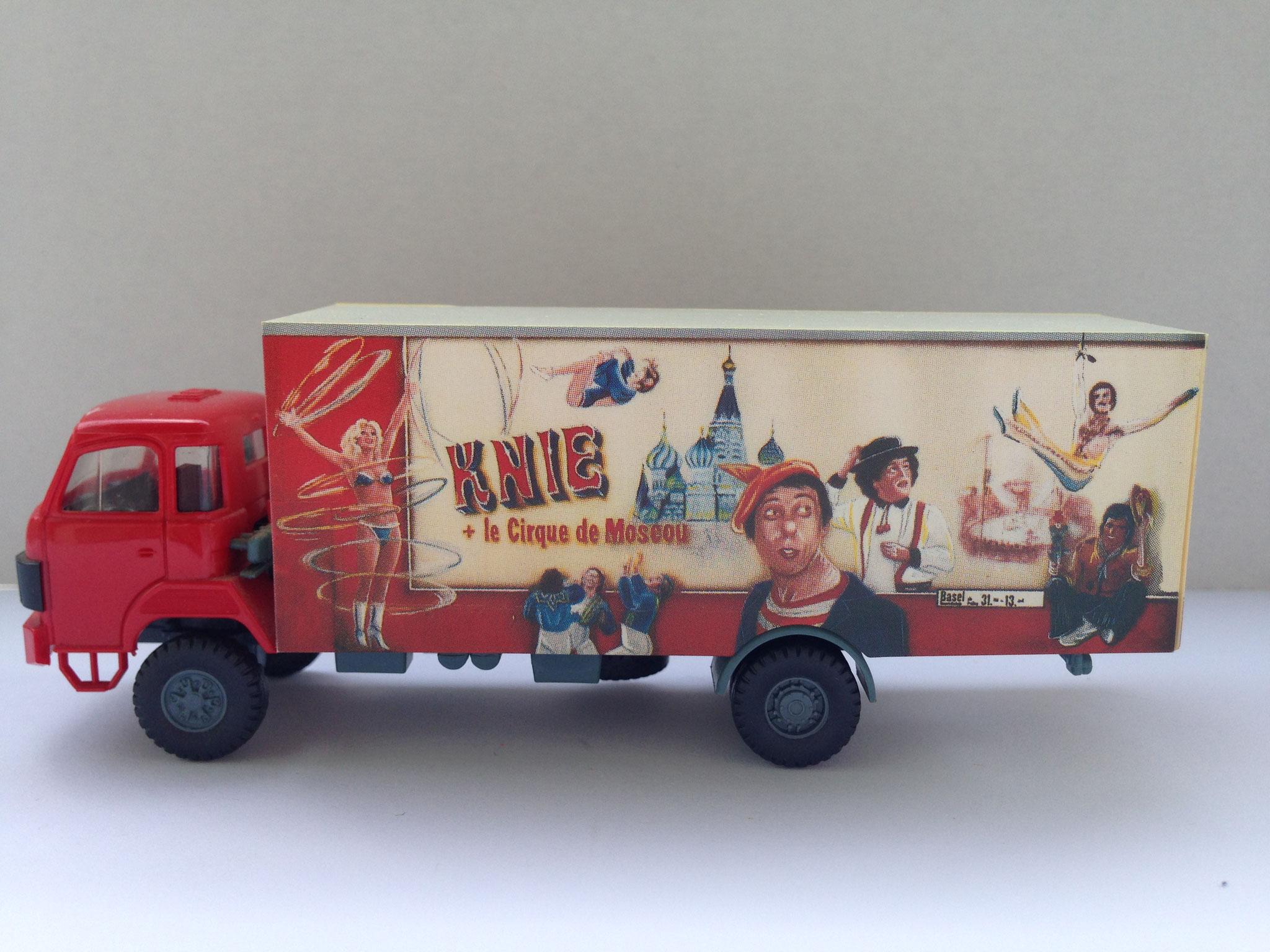 Zirkus KNIE 1985 (Moskau), Art. Nr. 20708
