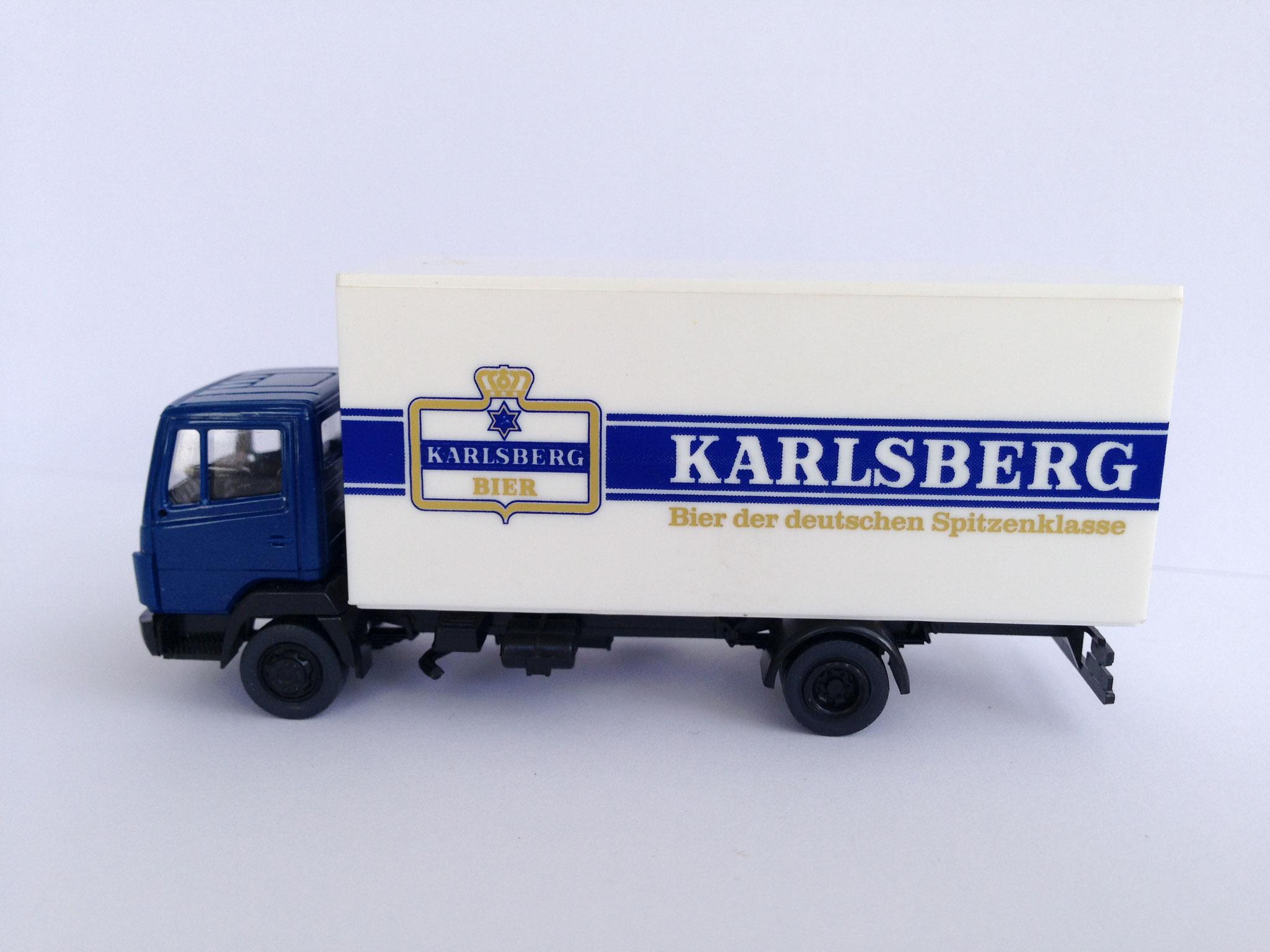 Karlsberg 2-Achser, Kasten