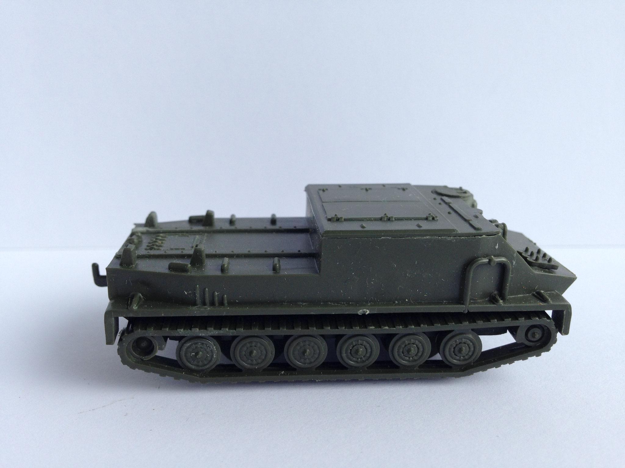 BTR 50, Schützenpanzer, neue Ausführung, Art. Nr. 65 (ab 1965 im Programm)