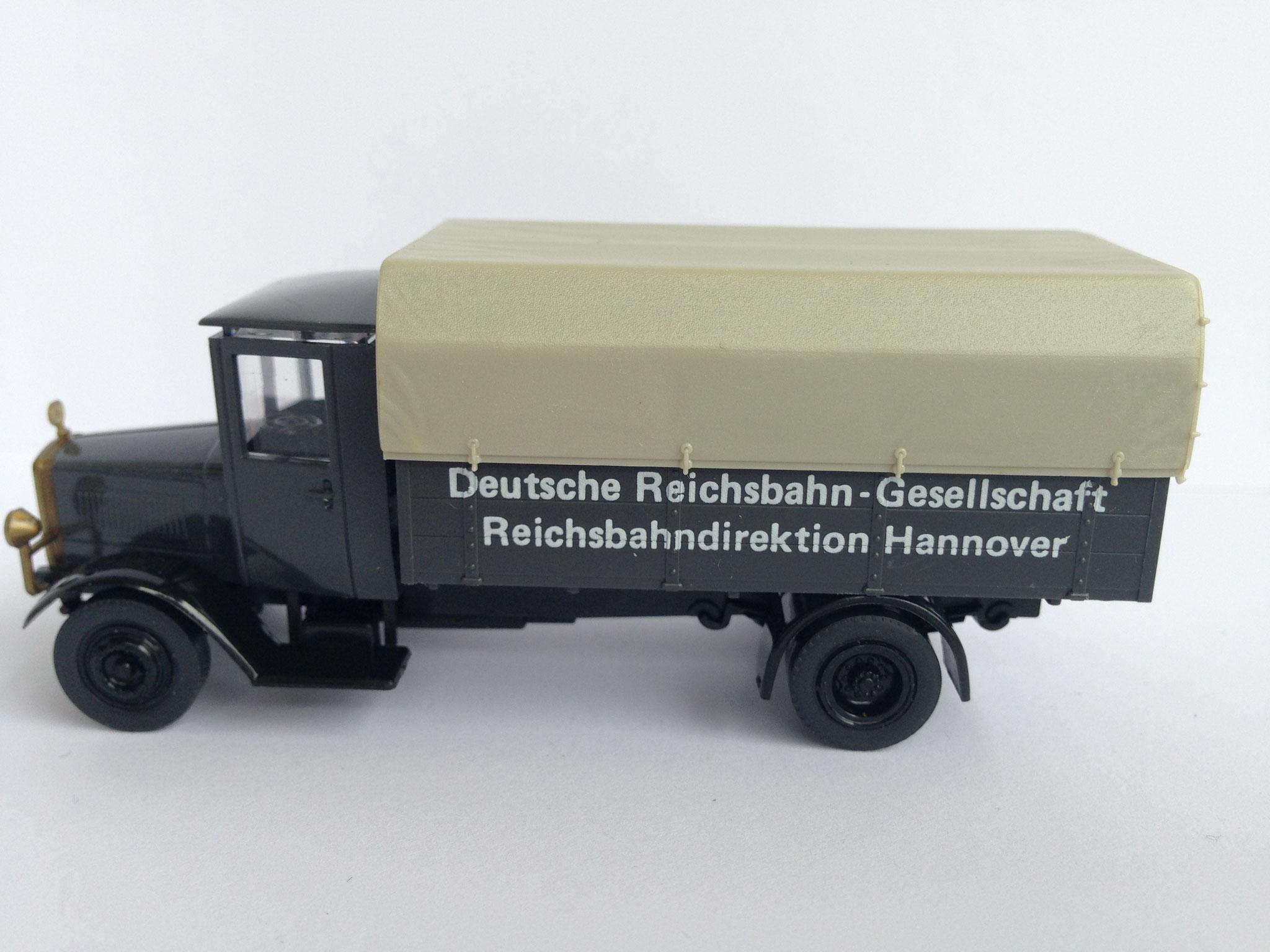 Mercedes L5 Deutsche Reichsbahn-Gesellschaft, Hannover, Art. Nr. 1011 (ab 1989 im Programm)