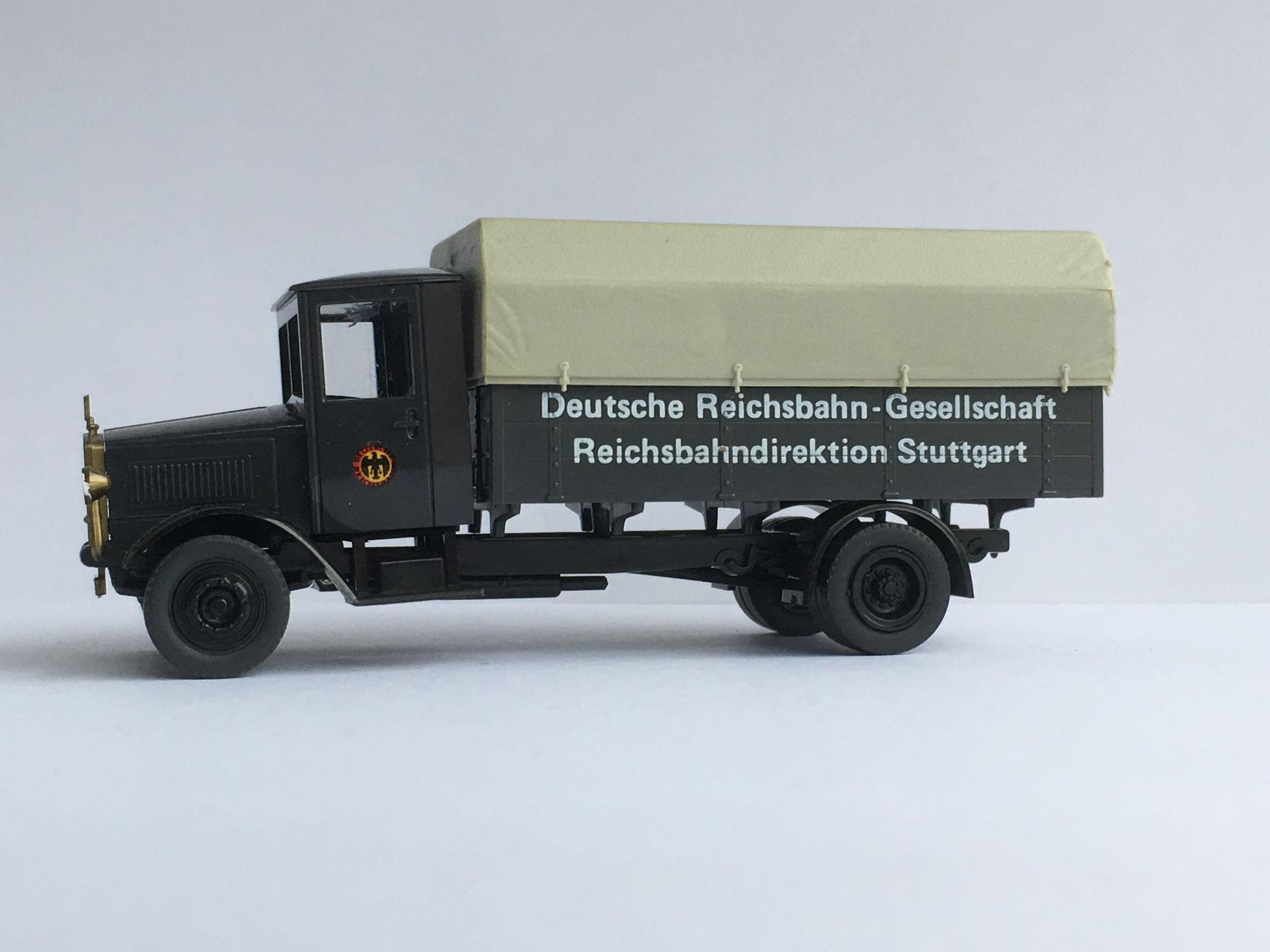 Mercedes L5 Deutsche Reichsbahn-Gesellschaft, Stuttgart, Art. Nr. 1011 (ab 1989 im Programm)