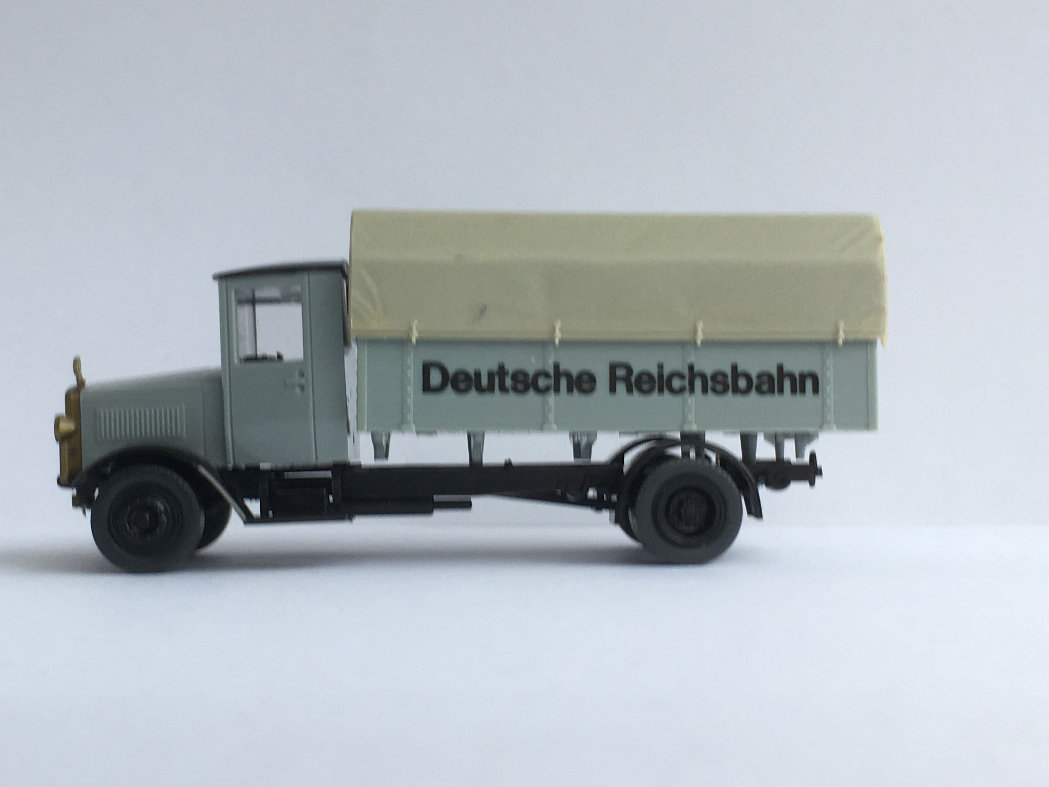Mercedes L5 Deutsche Reichsbahn, Art. Nr. 1006 (ab 1988 im Programm)