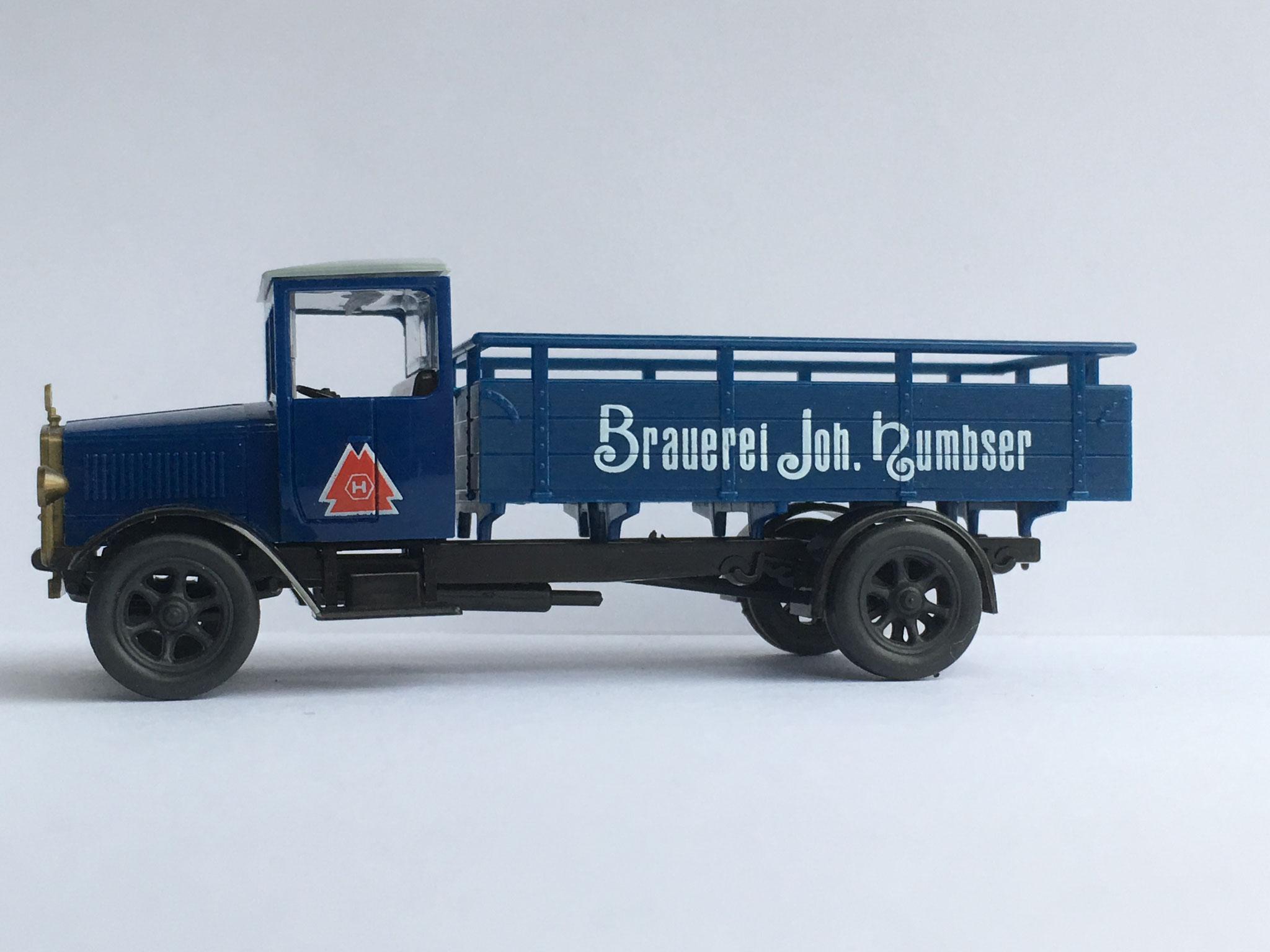 Mercedes L5 Brauerei Humbser, Art. Nr. 1002 (ab 1988 im Programm)