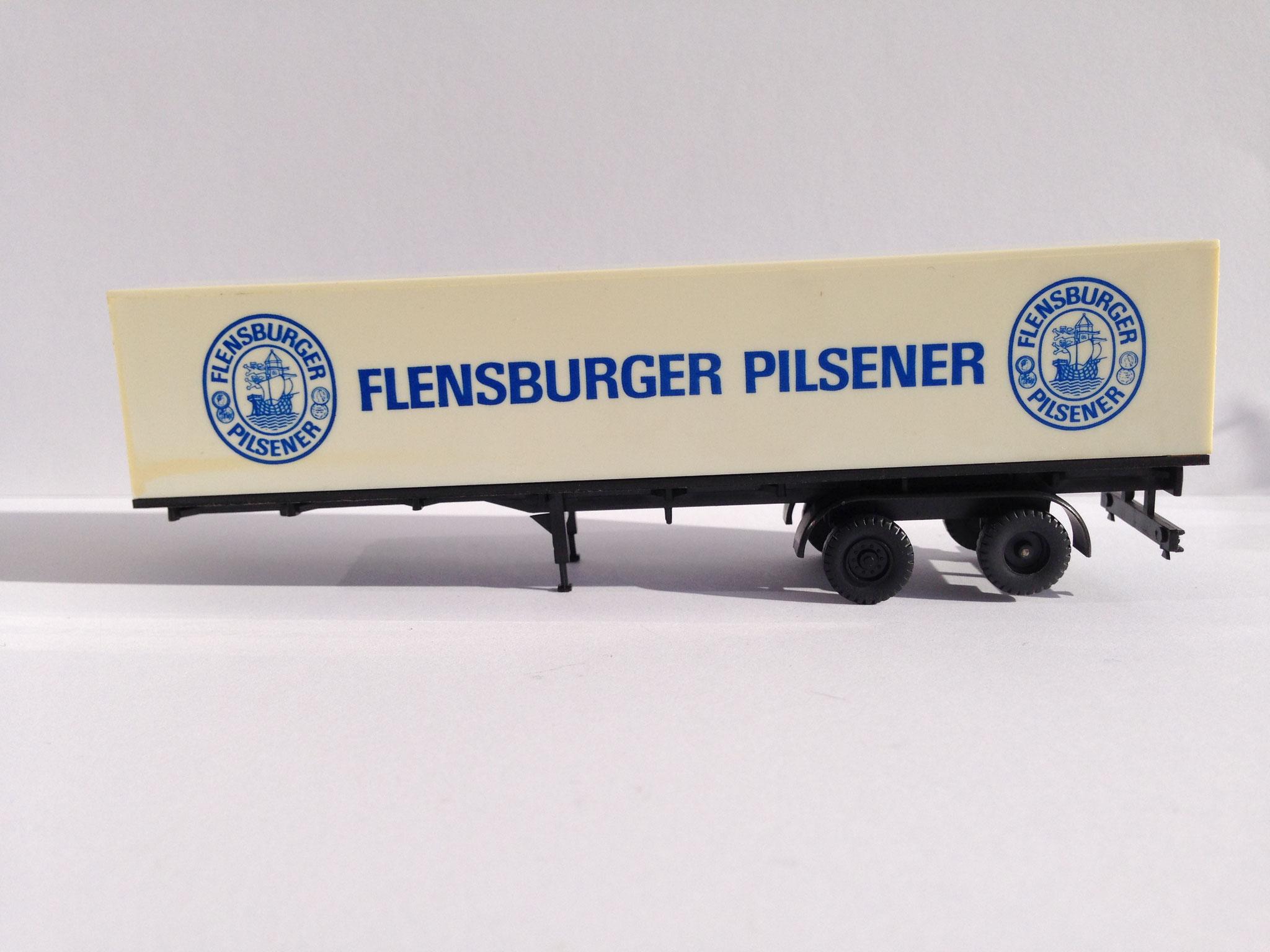 Auflieger Flensburger Pilsener, zu Art. Nr. 83503