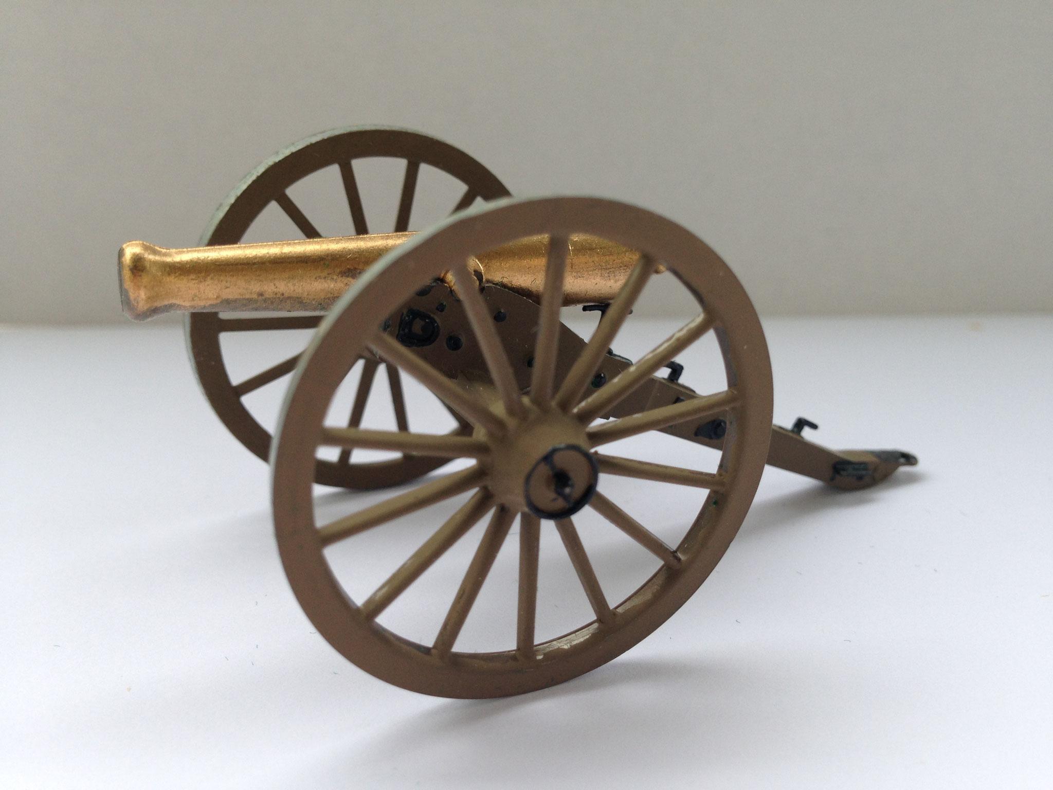 """Kanonenhaubitze """"Napoleon"""", Art. Nr. 520 (ab 1964 im Programm)"""