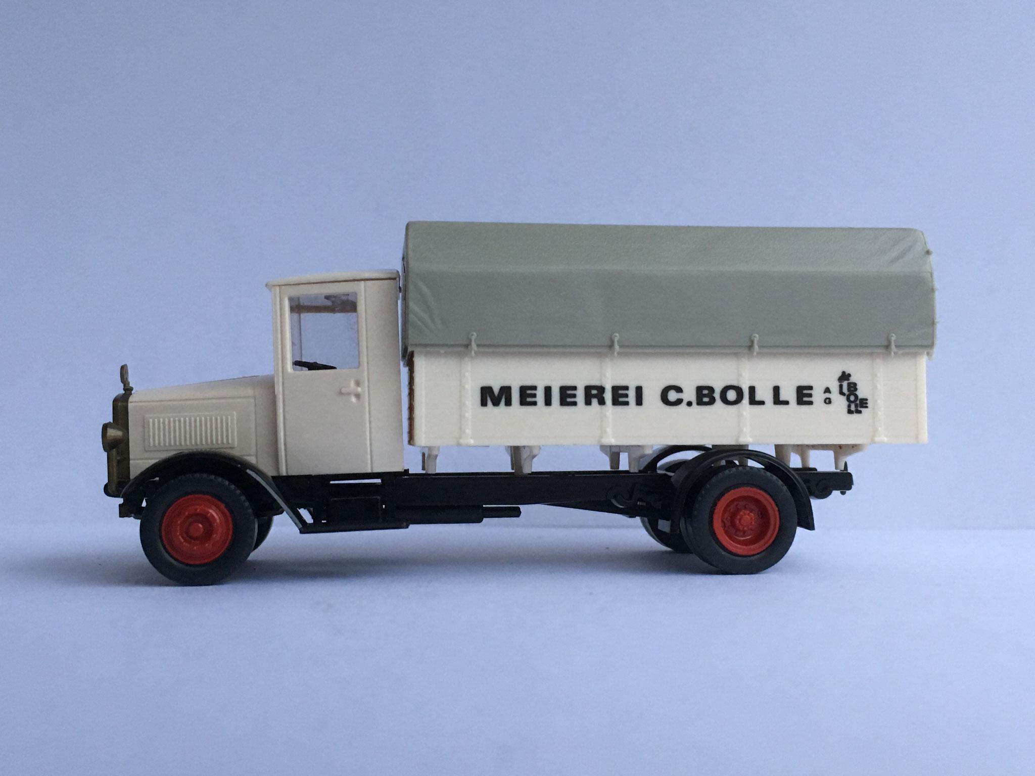 Mercedes L5 Meierei C. Bolle, Art. Nr. R1 (Pietsch), 1989