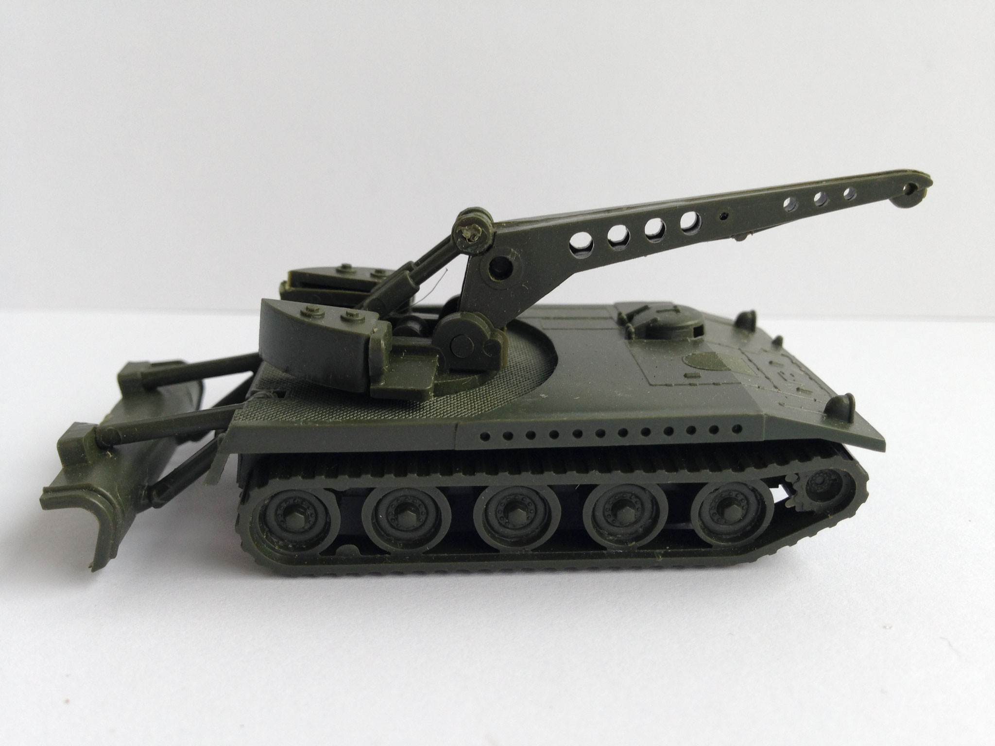 Kranpanzer T 119, USA, Art. Nr. 117 (ab 1963 im Programm)