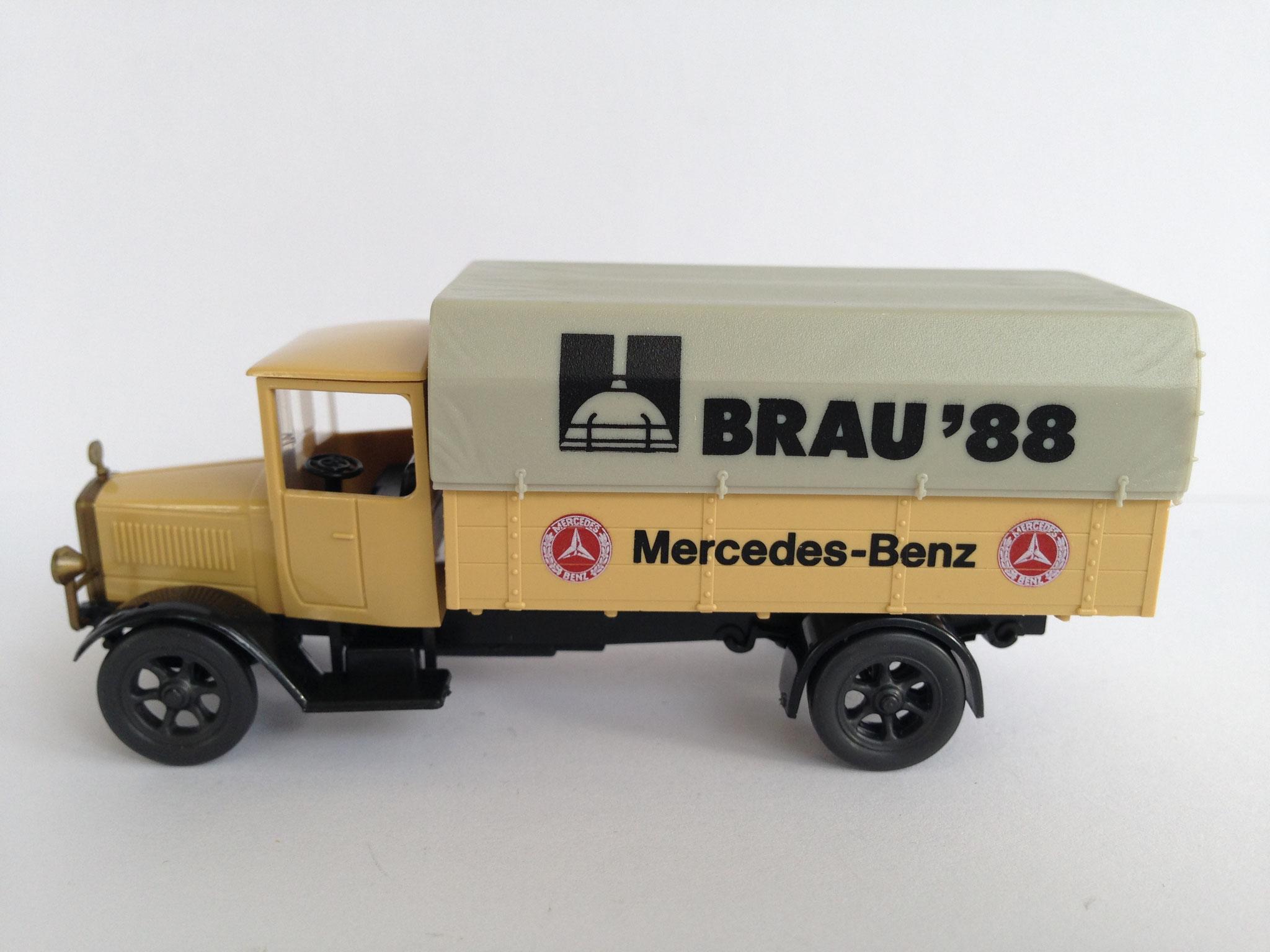Mercedes L5 Bierwagen Brau 88