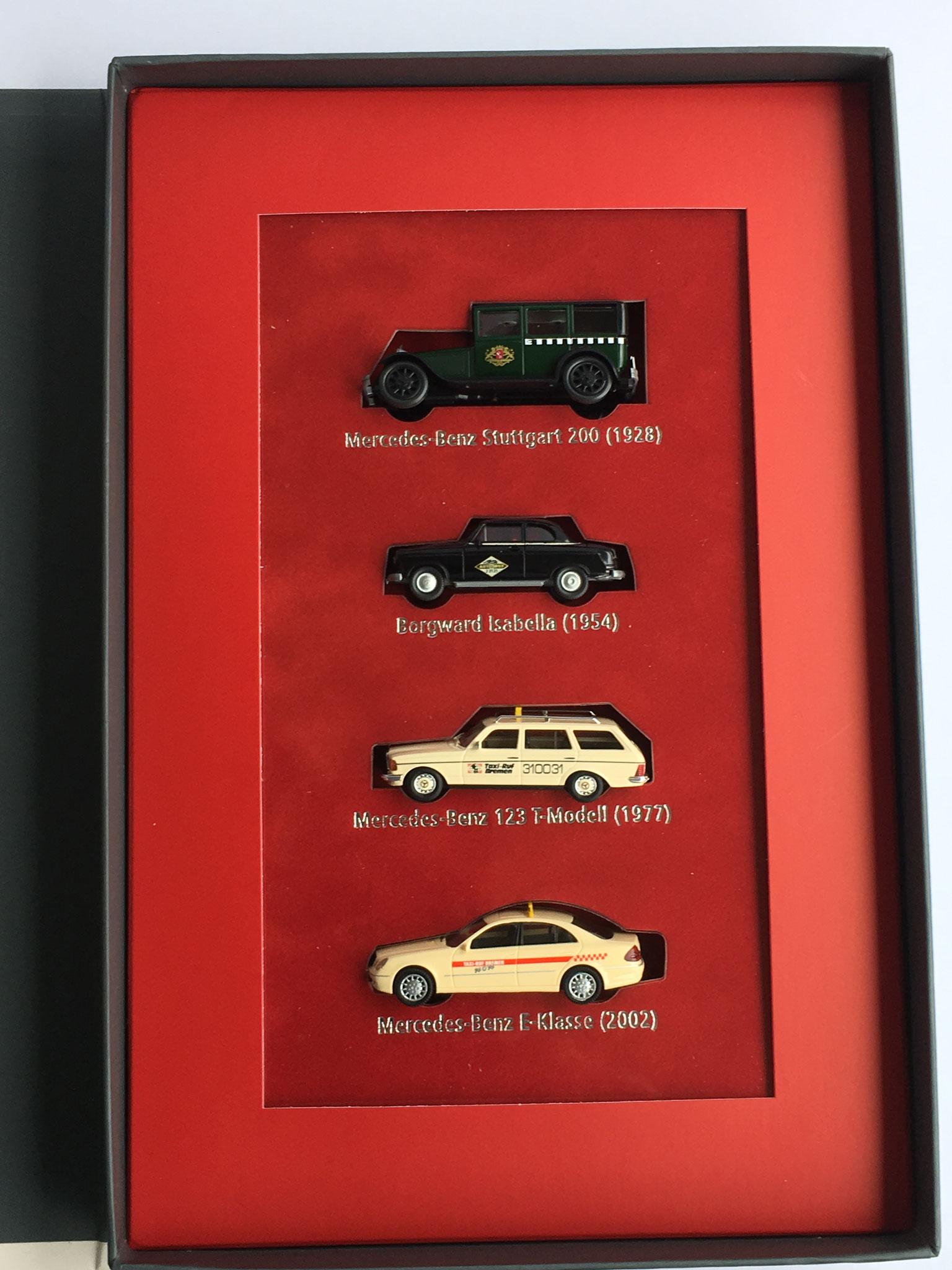 """Set """"Taxi-Ruf Bremen"""", 2005"""