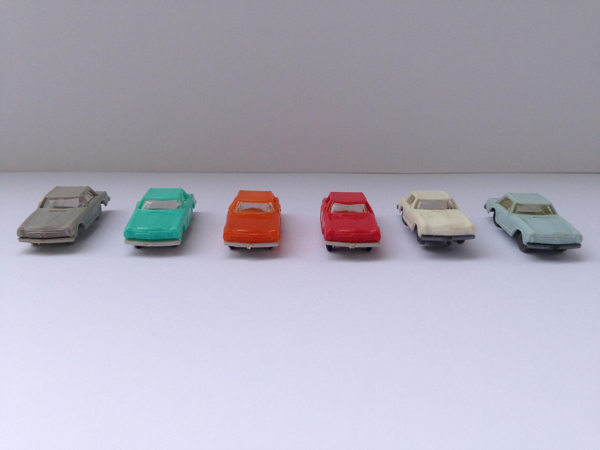 Mercedes 280 SL, Art. Nr. 919 (ab 1970 im Programm)