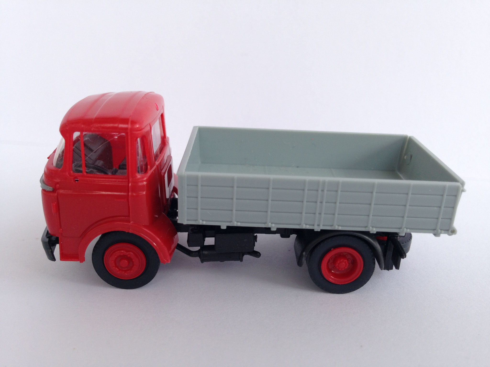 2-Achser Kleinlastwagen mit Pritsche, Art. Nr. 474 (ab 1987 im Programm)