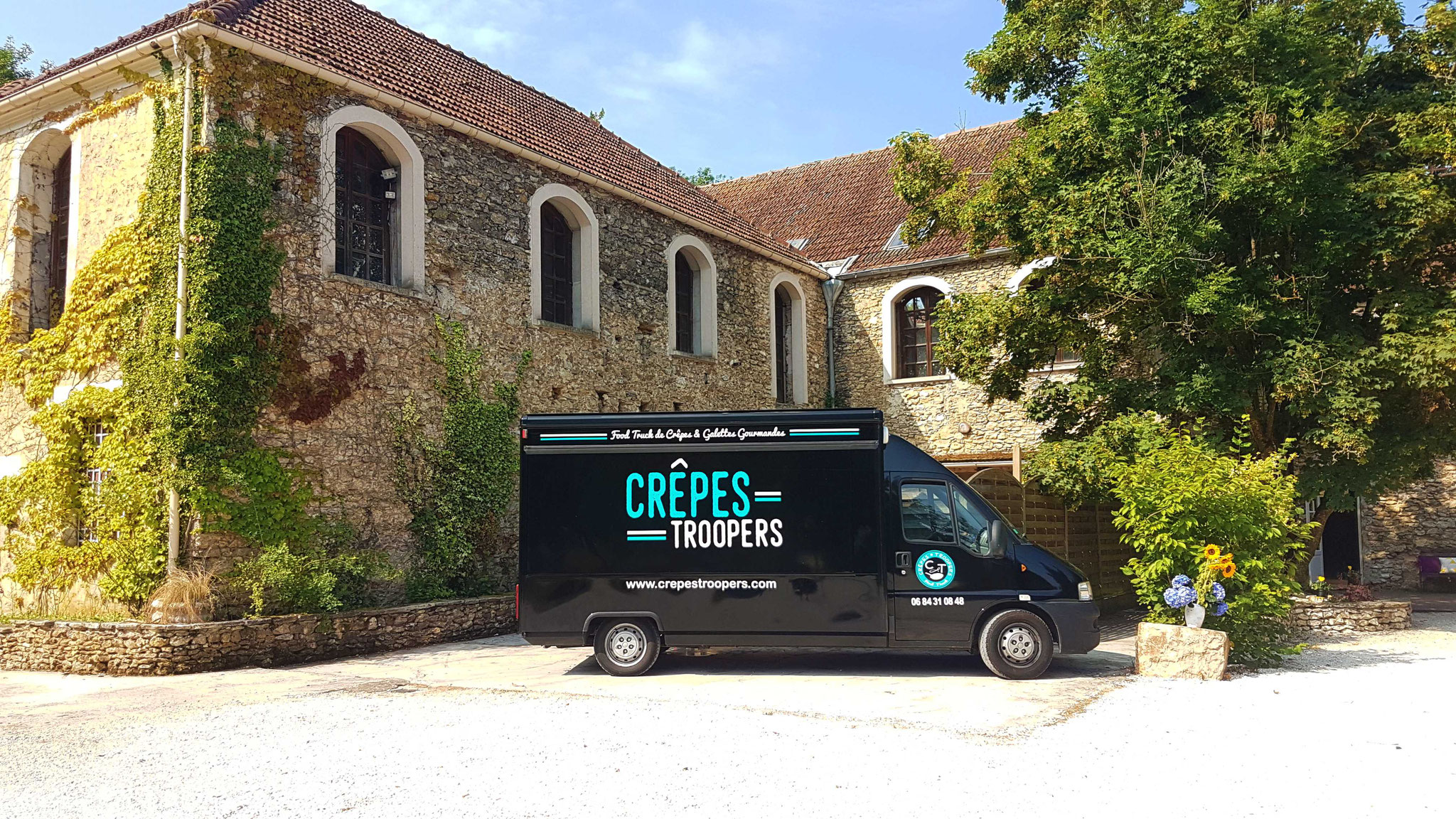 Crêpes Troopers Food Truck - Privatisation