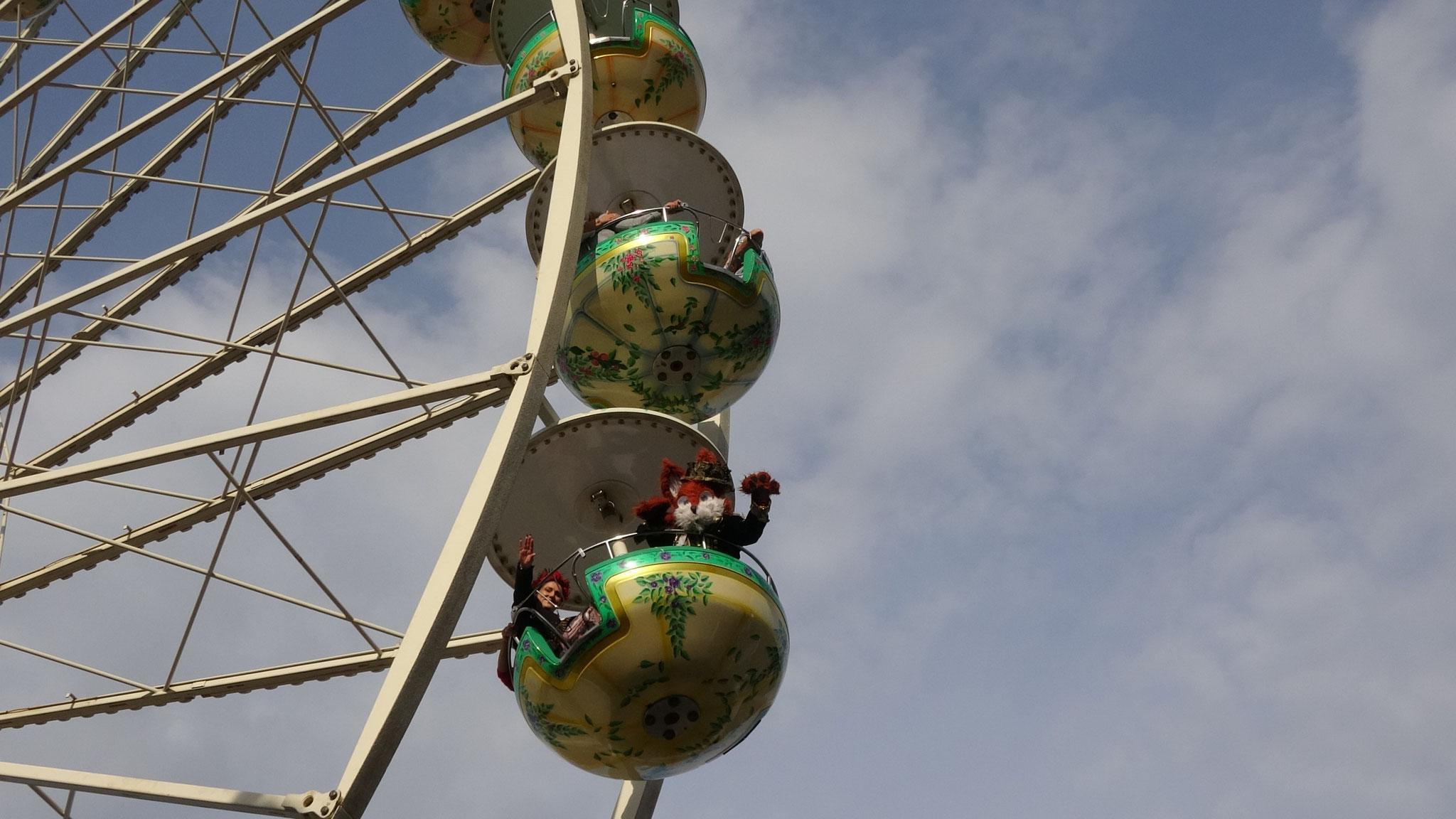 Riesenrad, Lippborger Markt