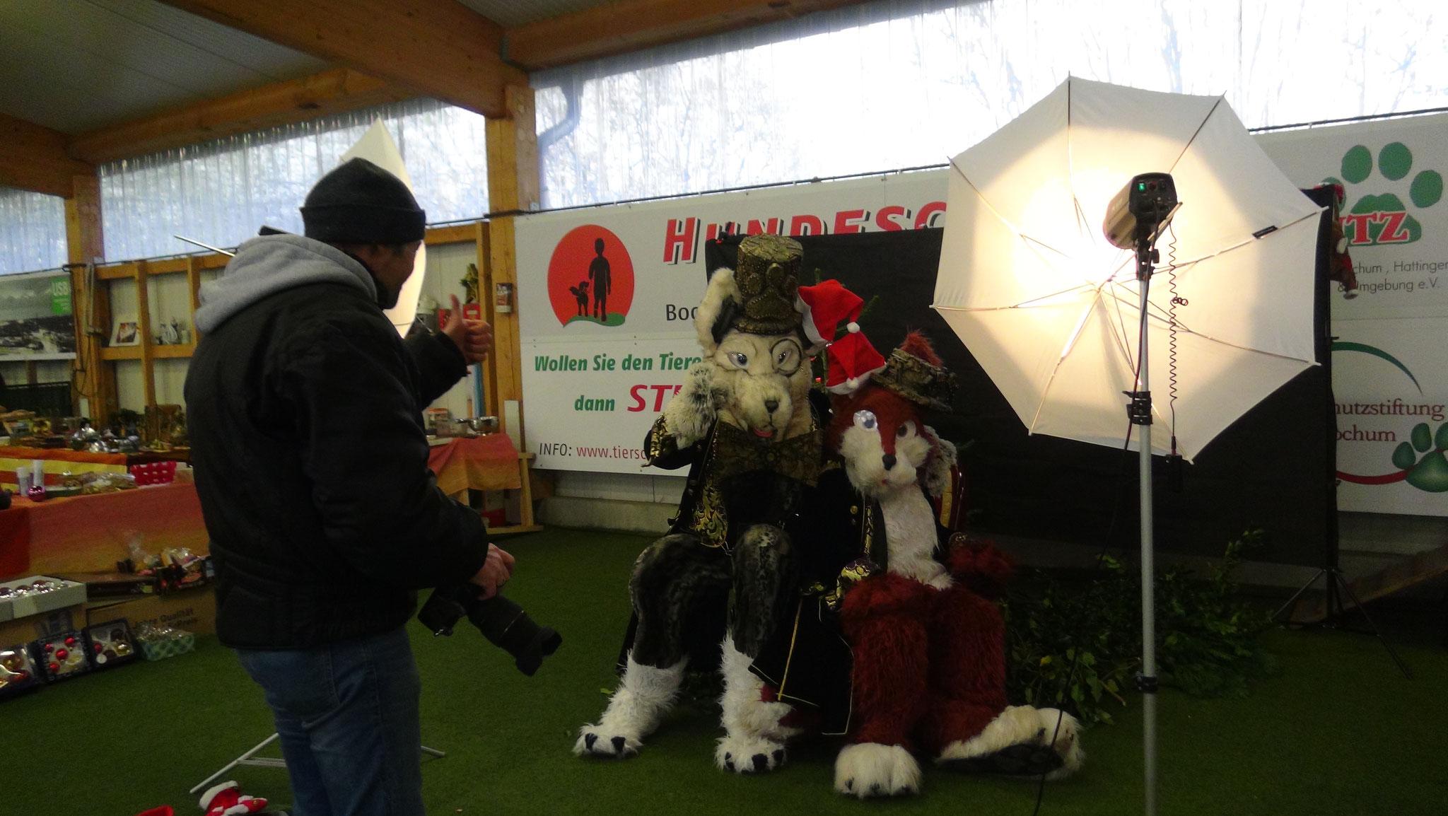 Weihnachtsmarkt Tierheim Bochum