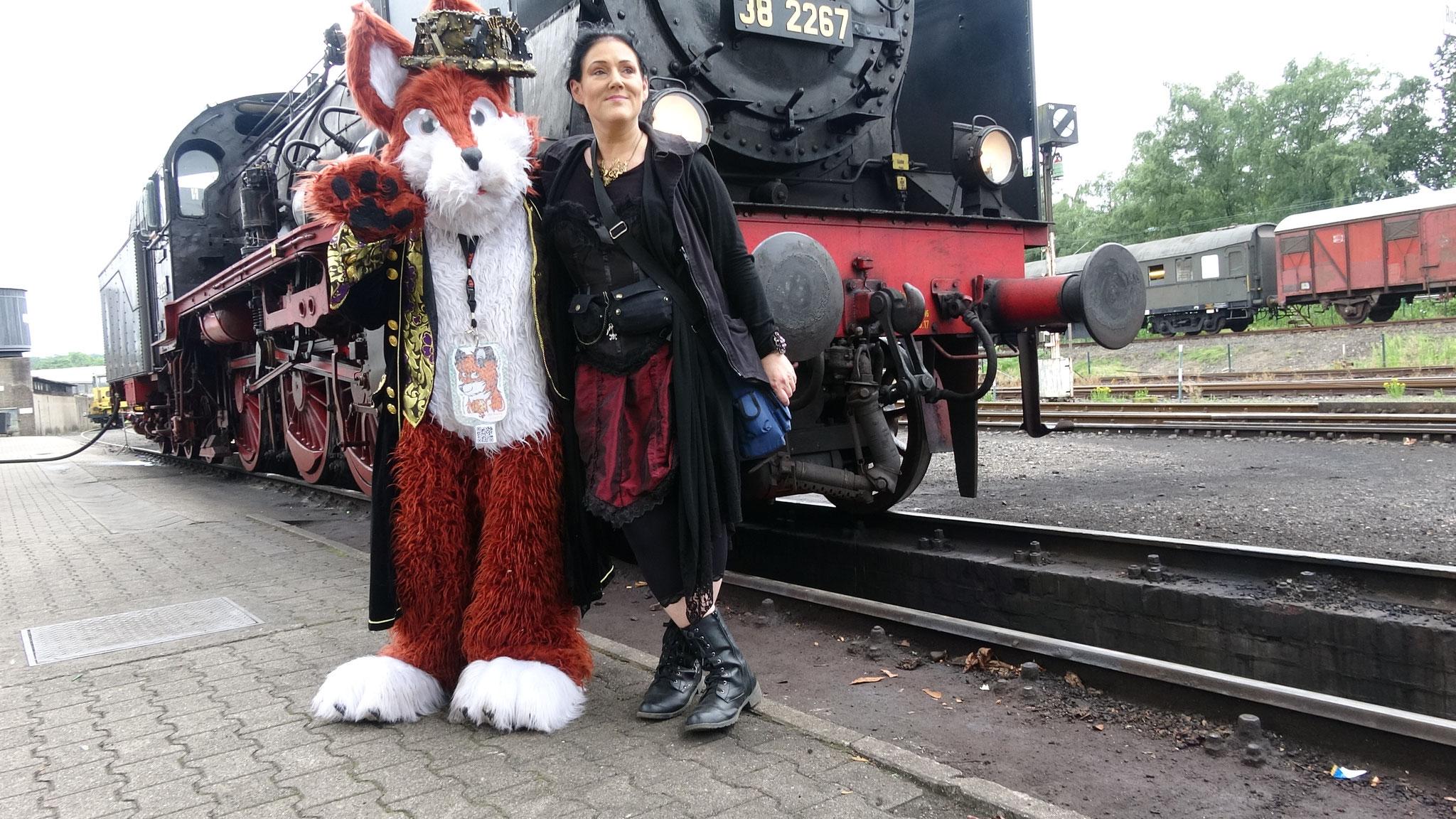 Eisenbahnmuseum Bochum