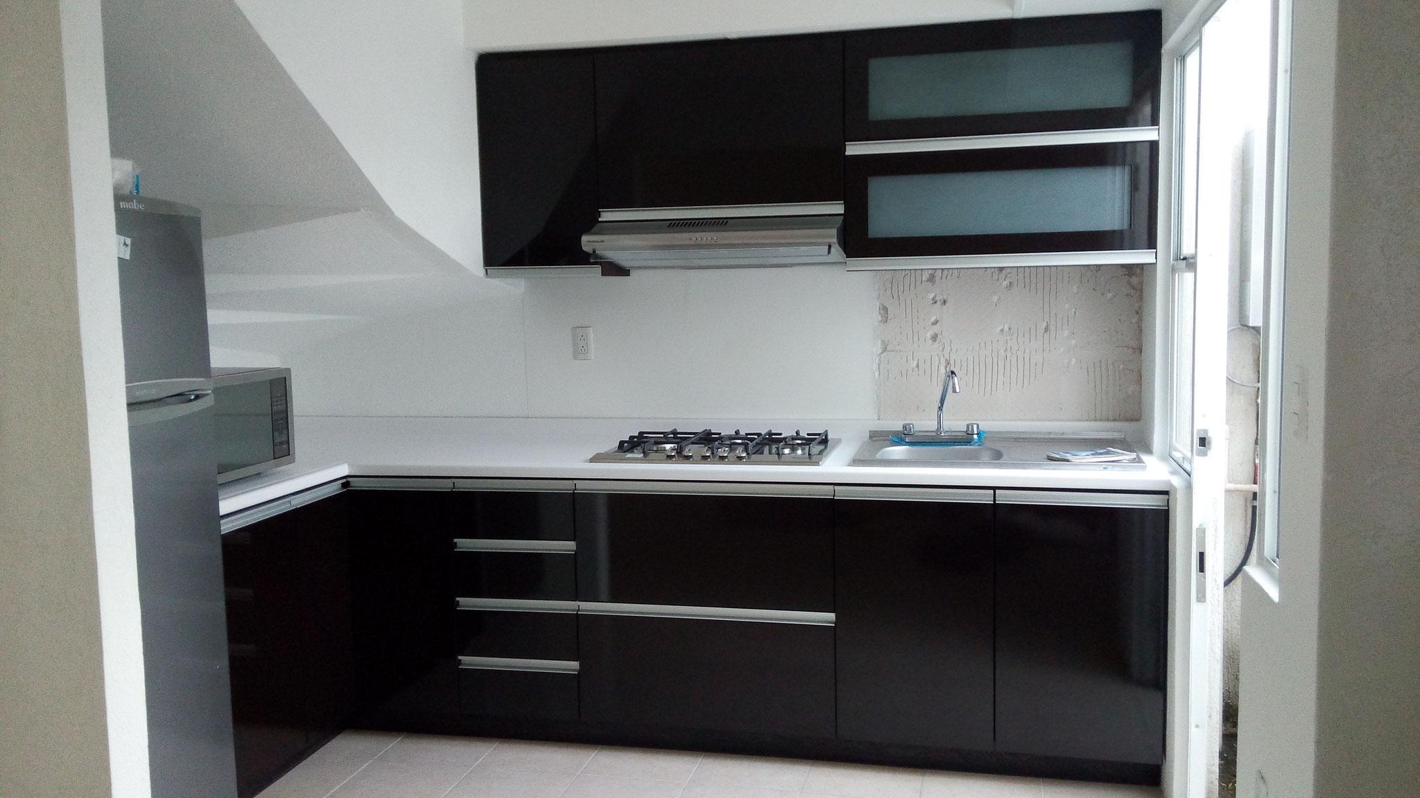 Cocinas integrales toluca fabricacion de muebles toluca for Cocinas integrales fabricacion