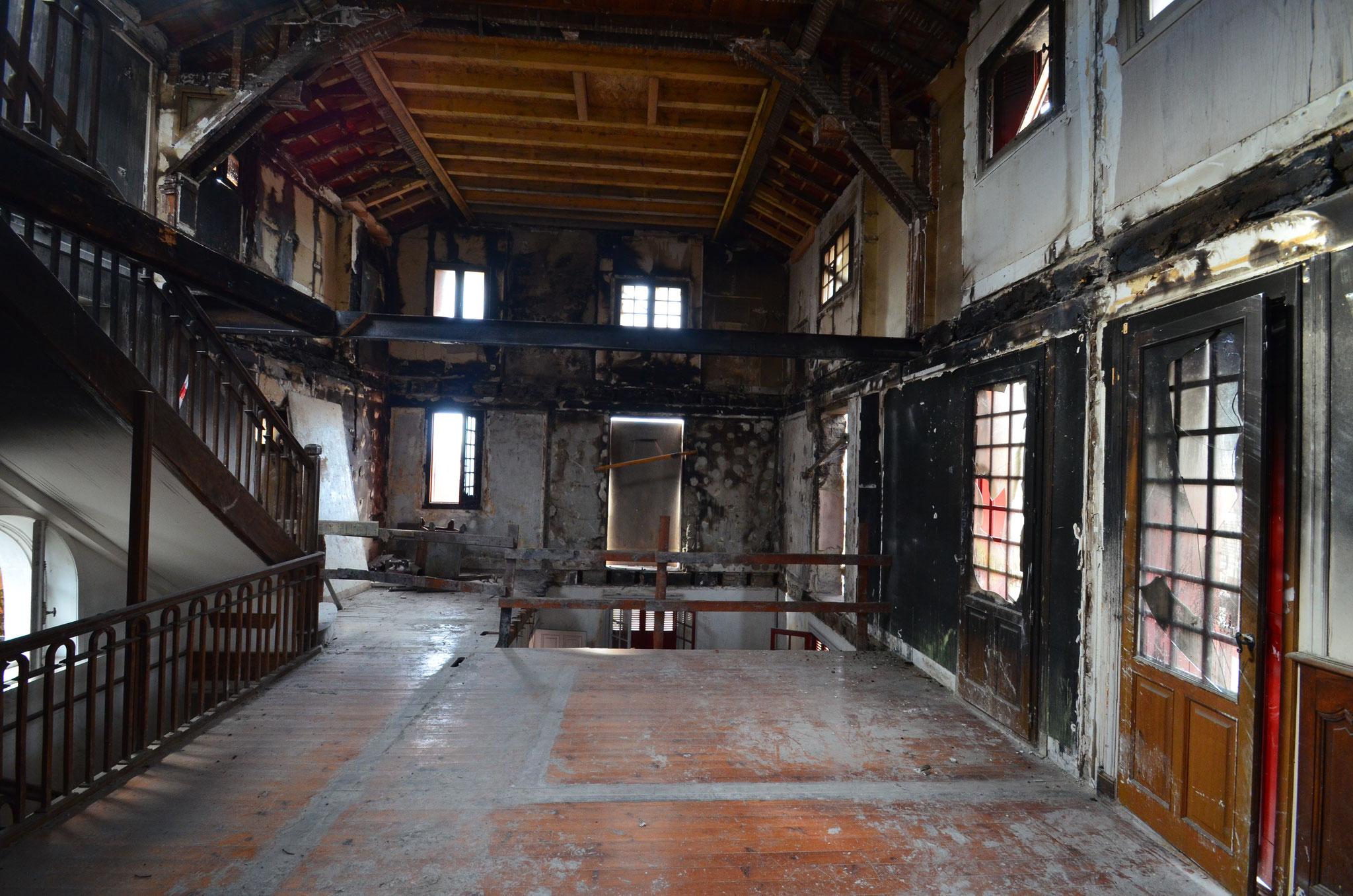 Après les démolitions