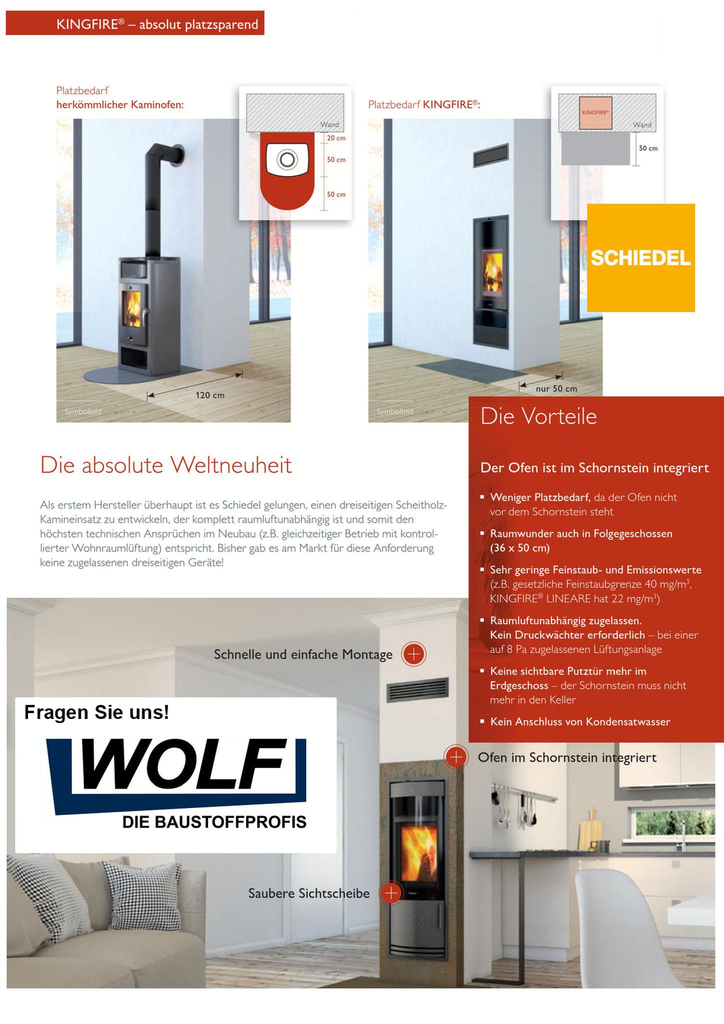 Fotos: Schiedel GmbH & Co. KG, München – www.schiedel.de