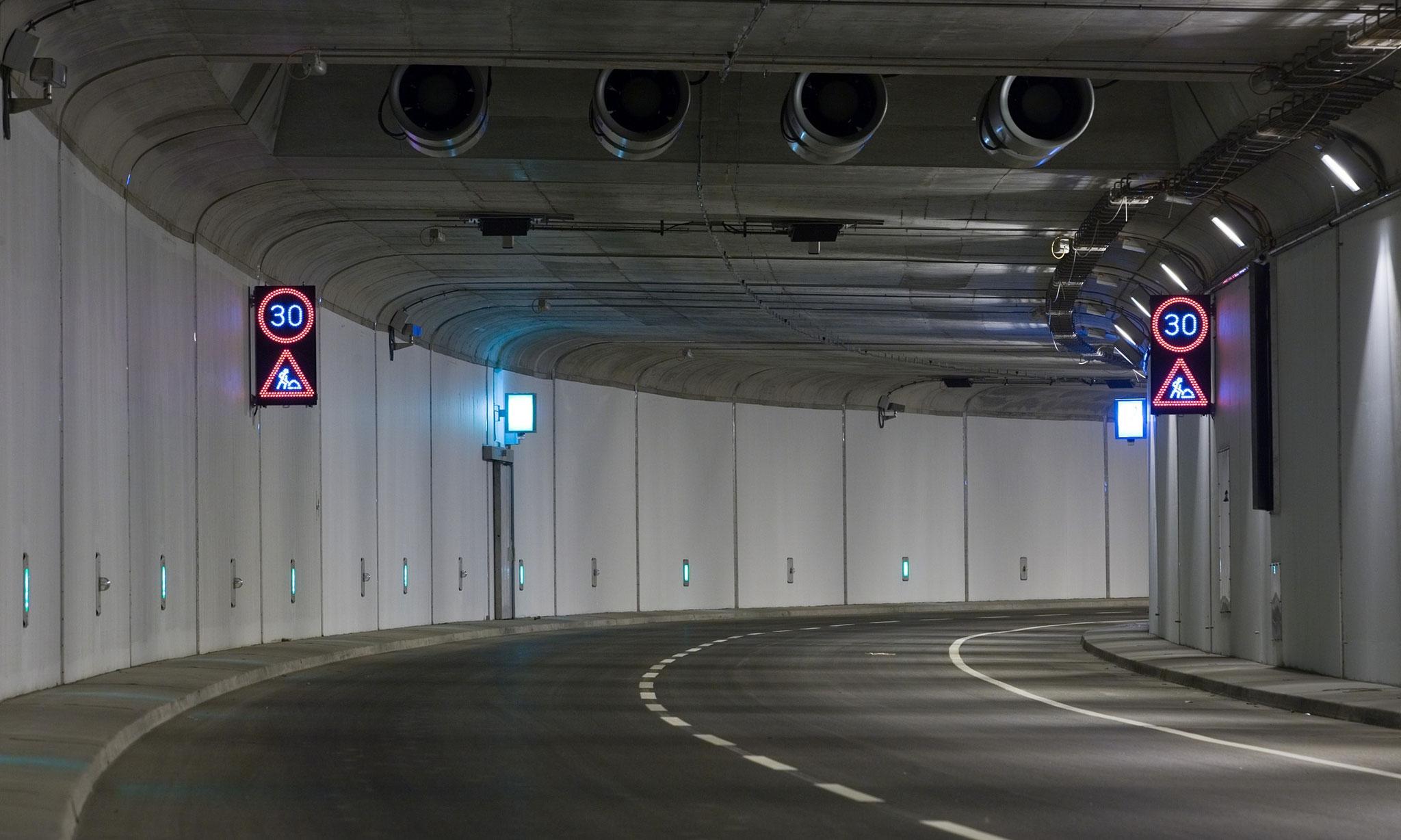Tiergartentunnel Berlin