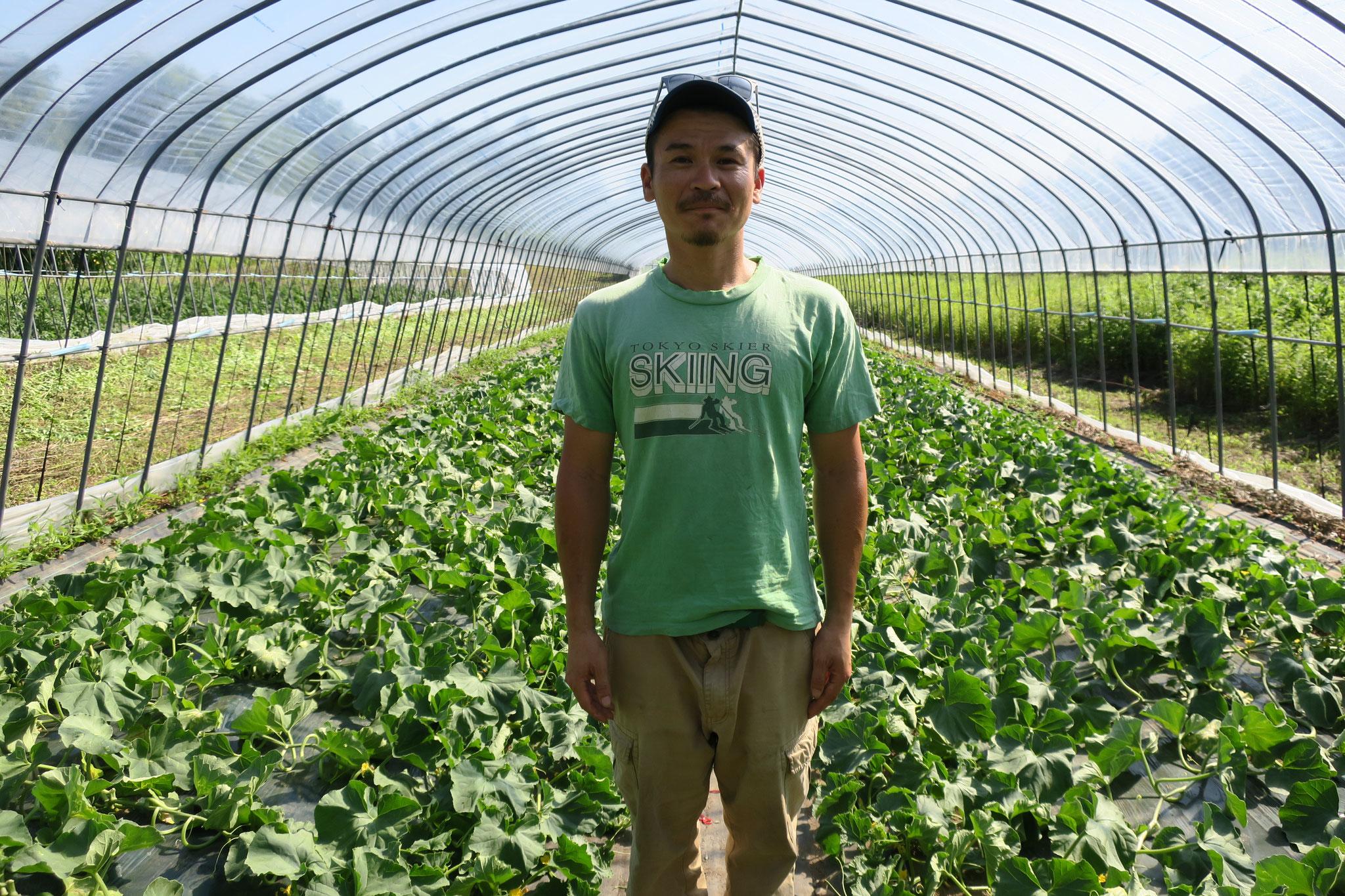 まる八いけだ農園:池田昌史さん