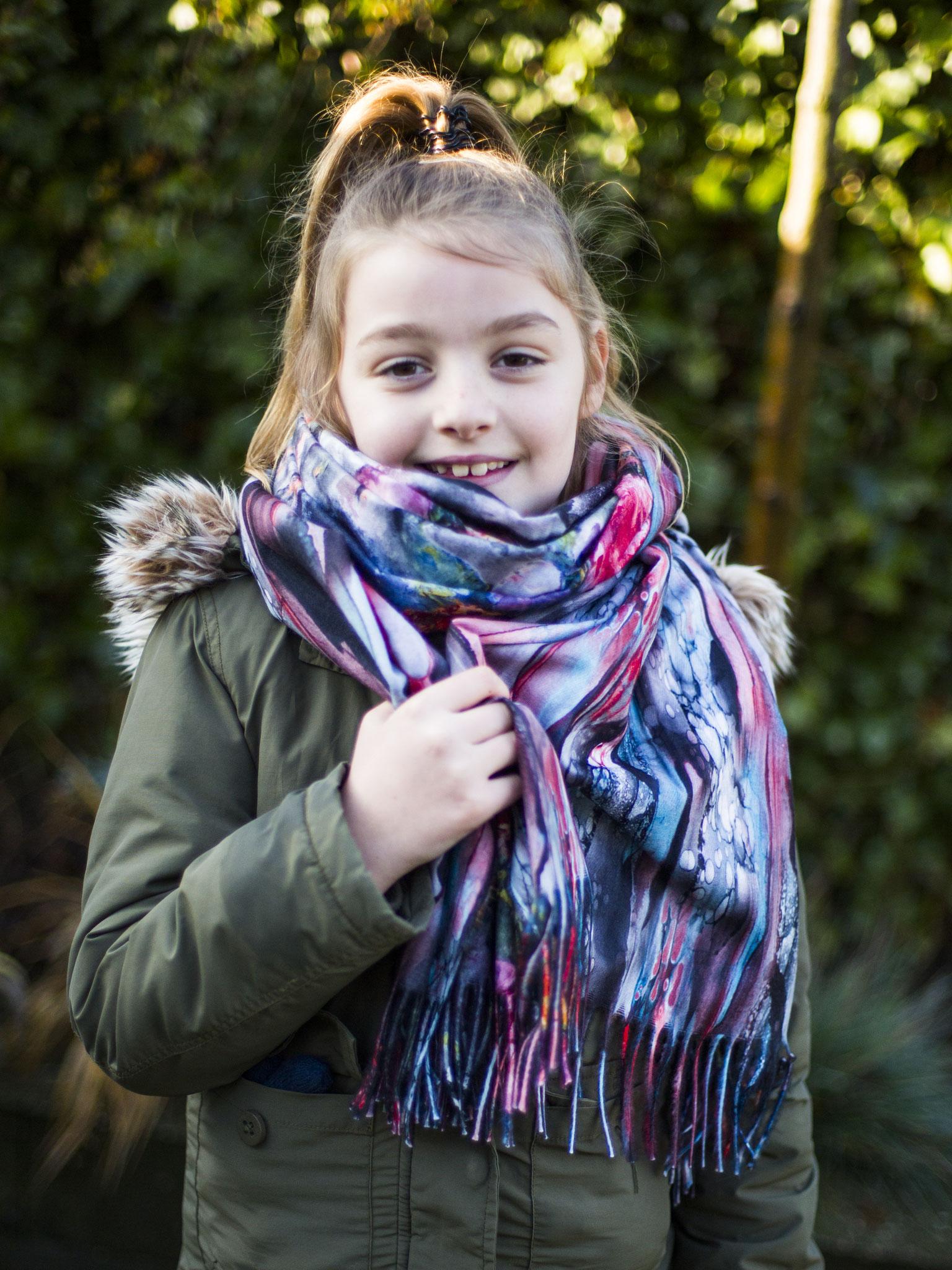 Mooie sjaal - Aangeboden door Stijl Iconen