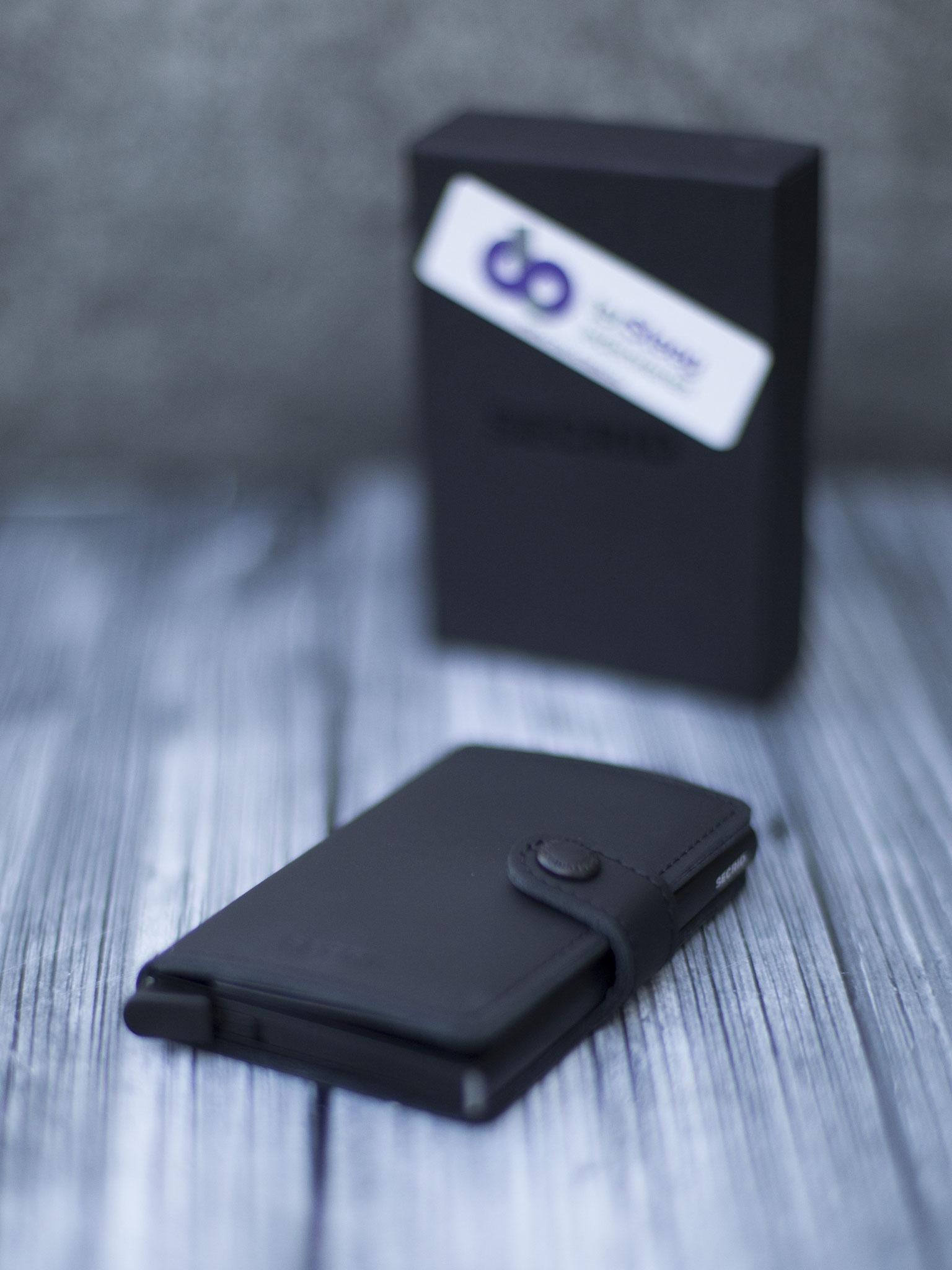 Secrid Wallet - Aangeboden door Ter Steeg Lederwaren