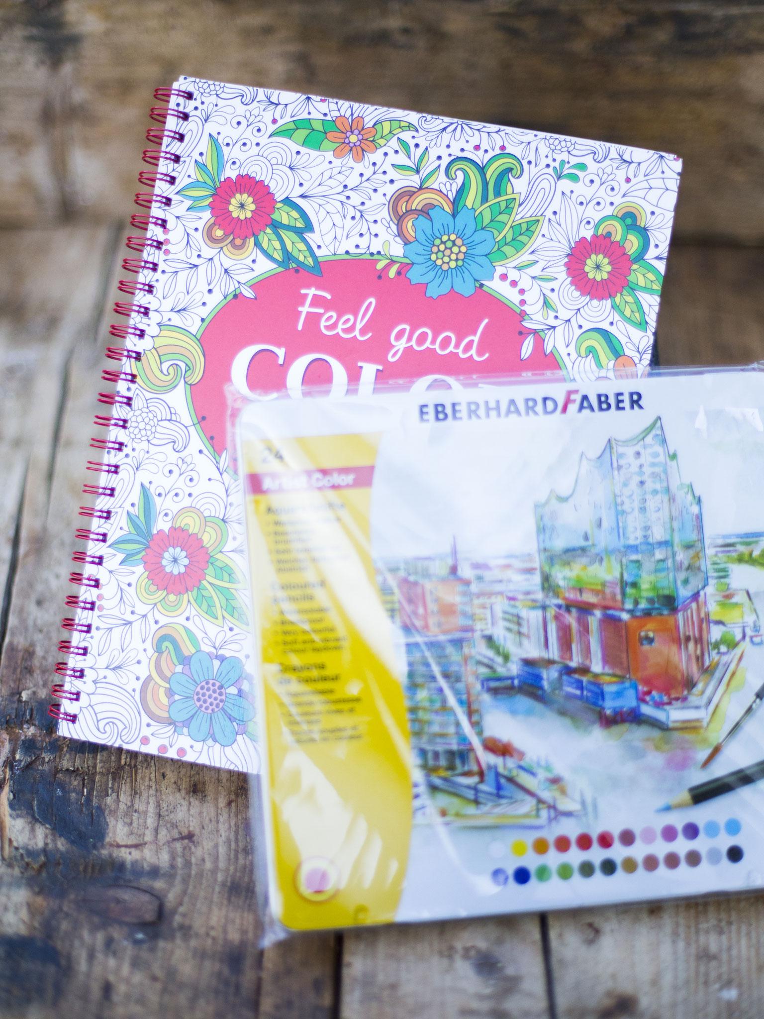 Kleuren voor volwassenen inclusief potloden set - Aangeboden door Staarink